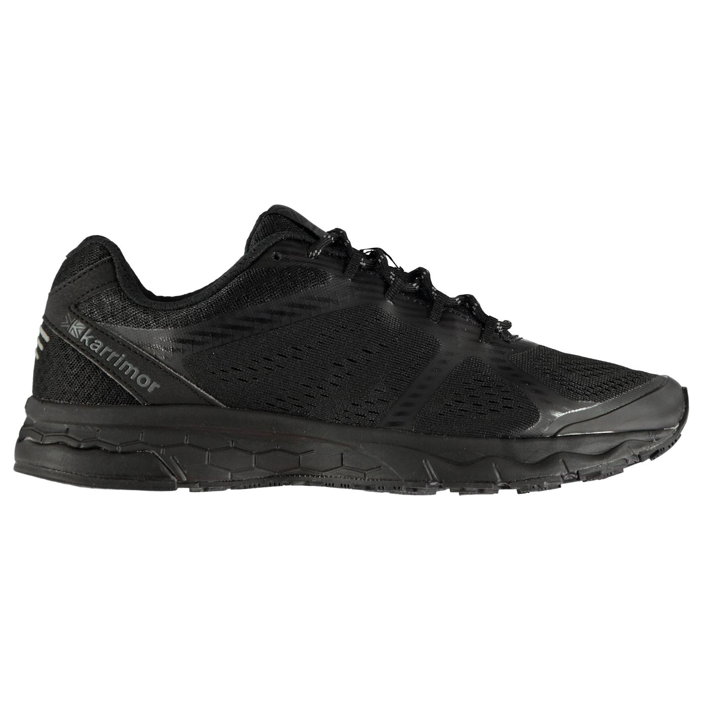 Karrimor Tempo 5 Mens Running Shoes Black 1183d0de82a
