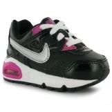 Nike Air Max Skyline Infant Girls Trainers Black/Pink
