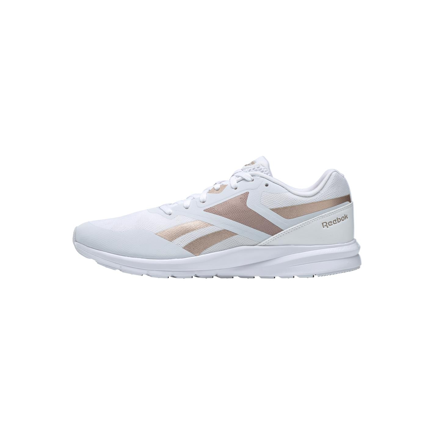 Reebok Reebok Runner 4.0 Shoes Womens White / Rose Gold / White