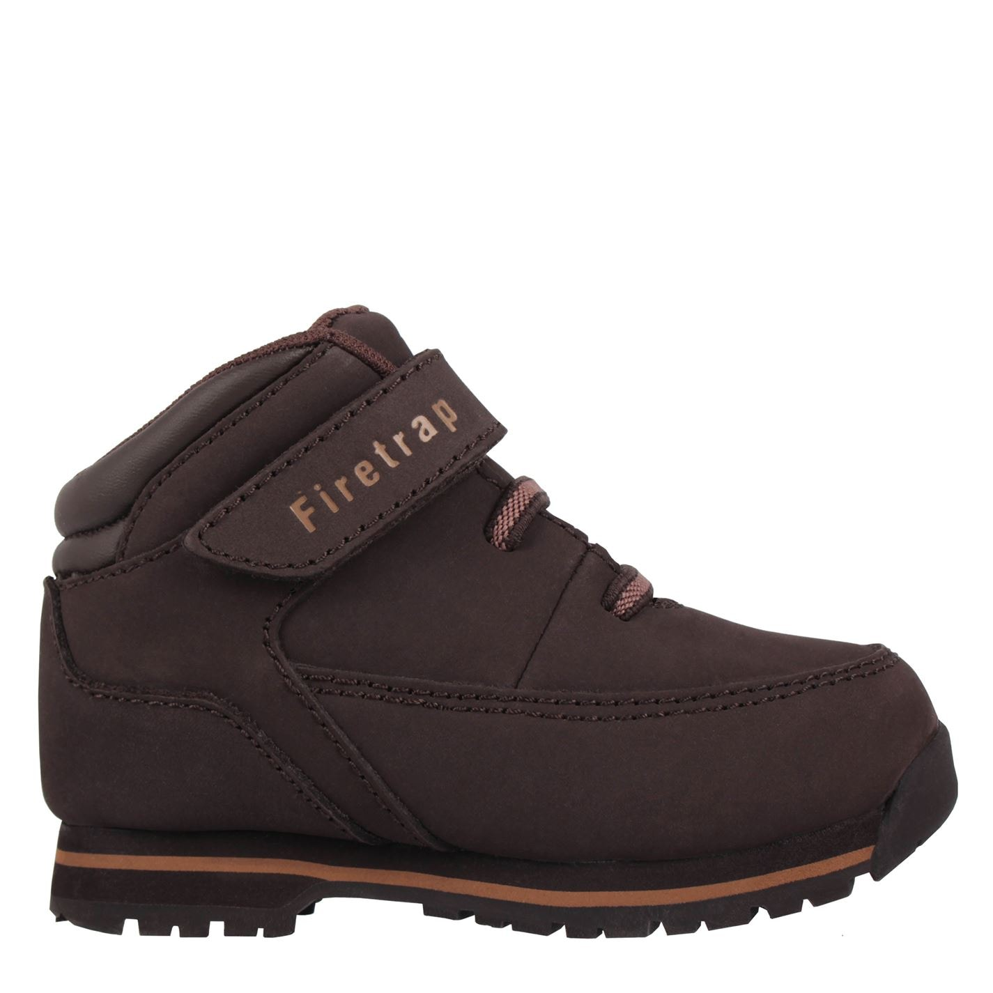 Firetrap Rhino Infant Boots Brown/Brown
