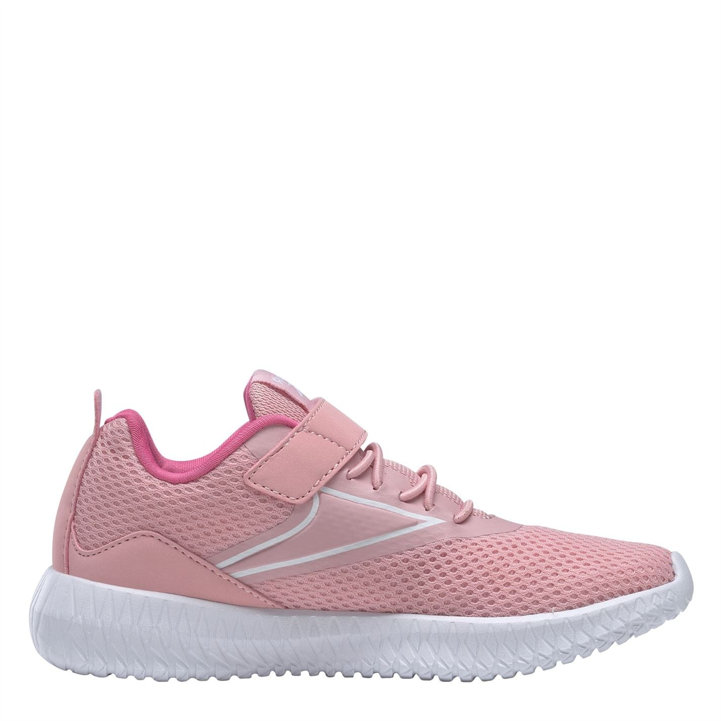 Reebok Flexagon Energy Kids Trainers Pink/White