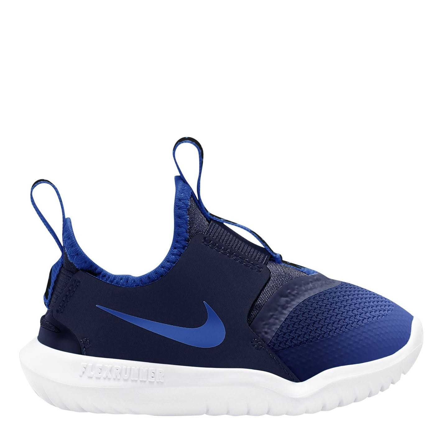 Nike Flex Runner Baby/Toddler Shoe Royal/Roy/Navy