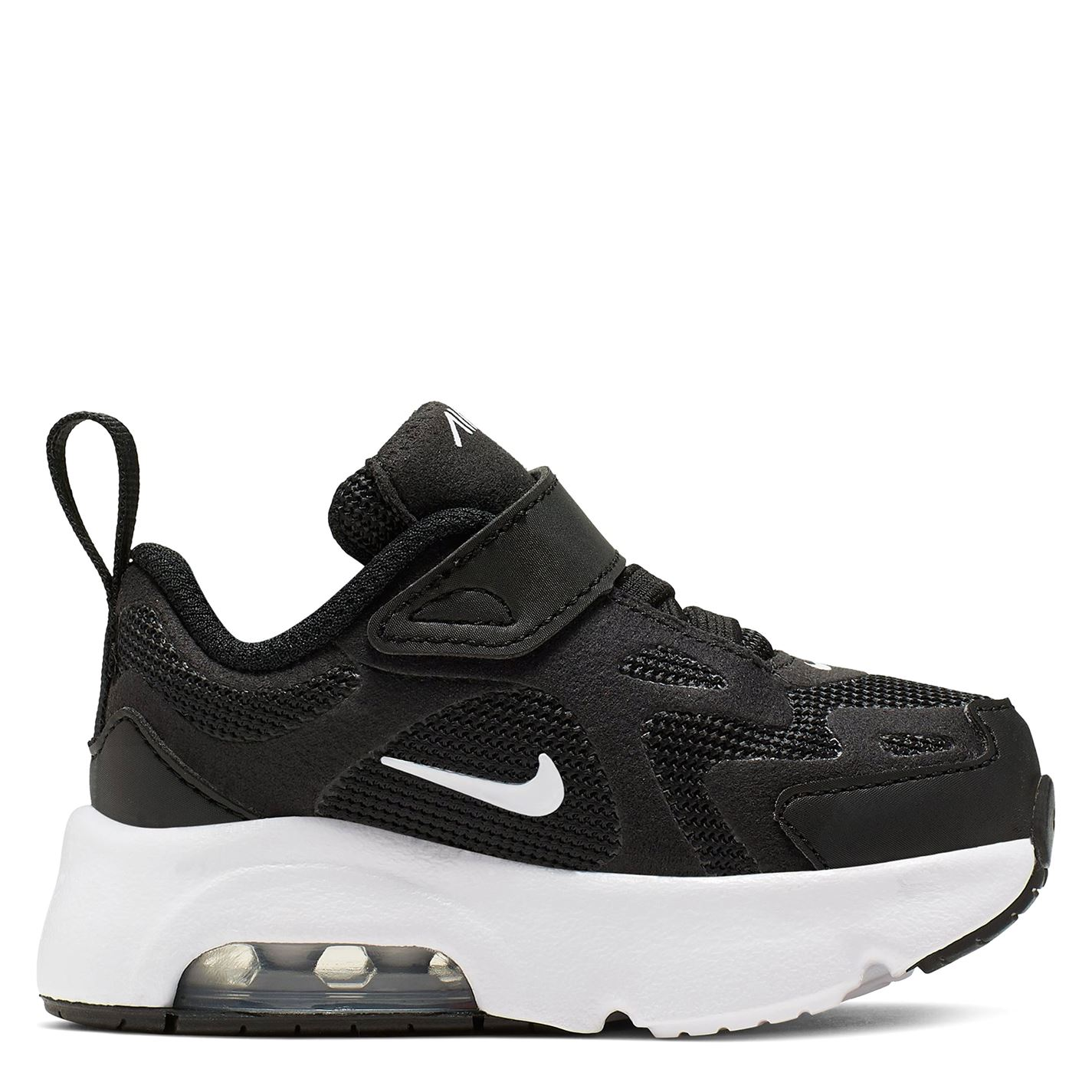 Nike Air Max 200 Infant Boys Black/White