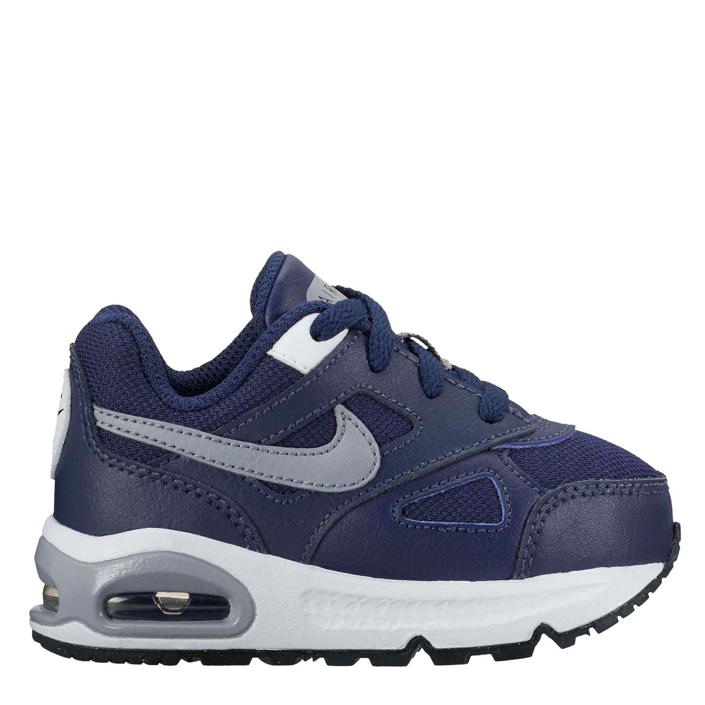 Nike Air Max Ivo Infant Boys Trainers Navy