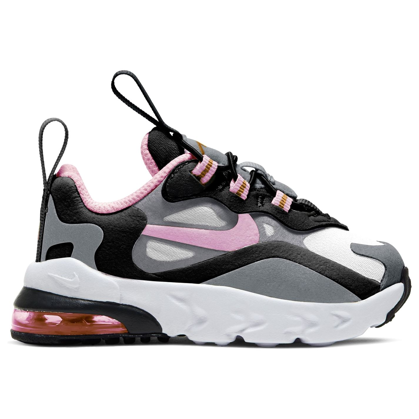 Nike Air Max 270 Trainers Infant Girls Grey/Pink