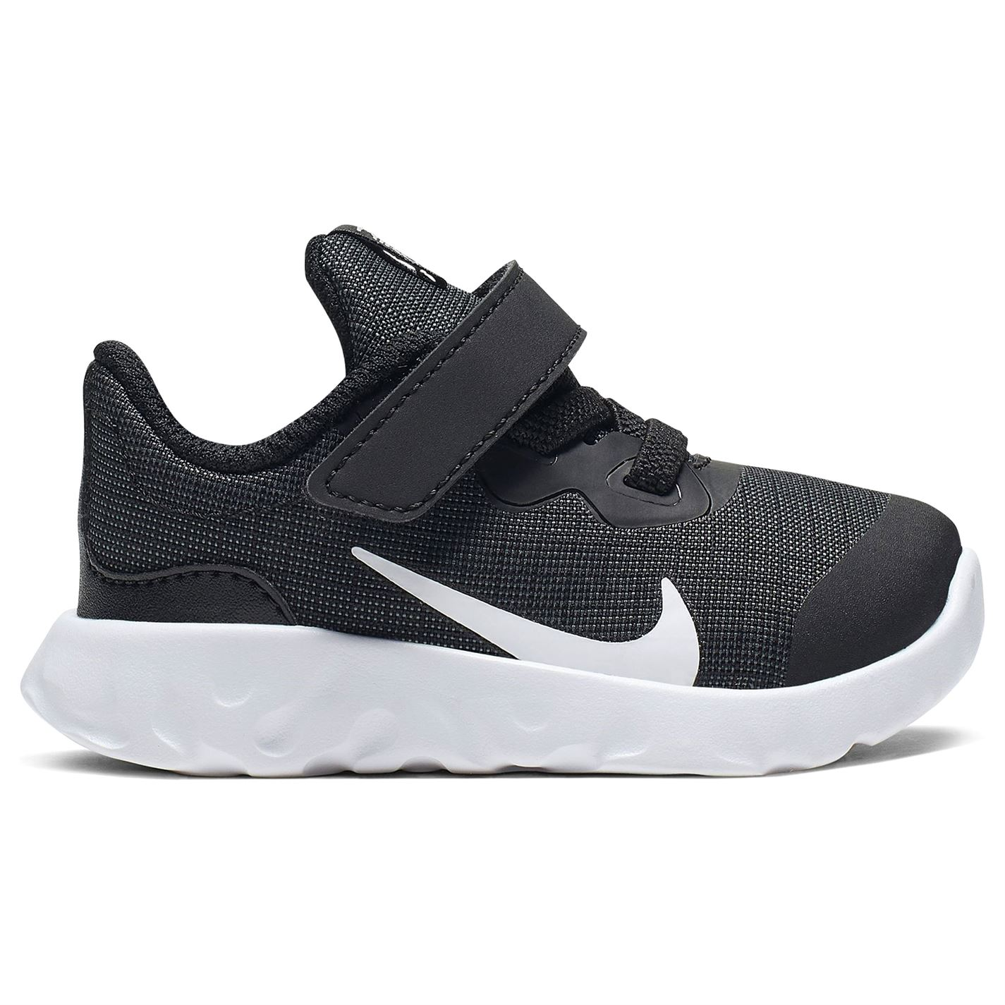 Nike Explore Strada Infant Trainers BLACK/WHITE-ANTHRACITE
