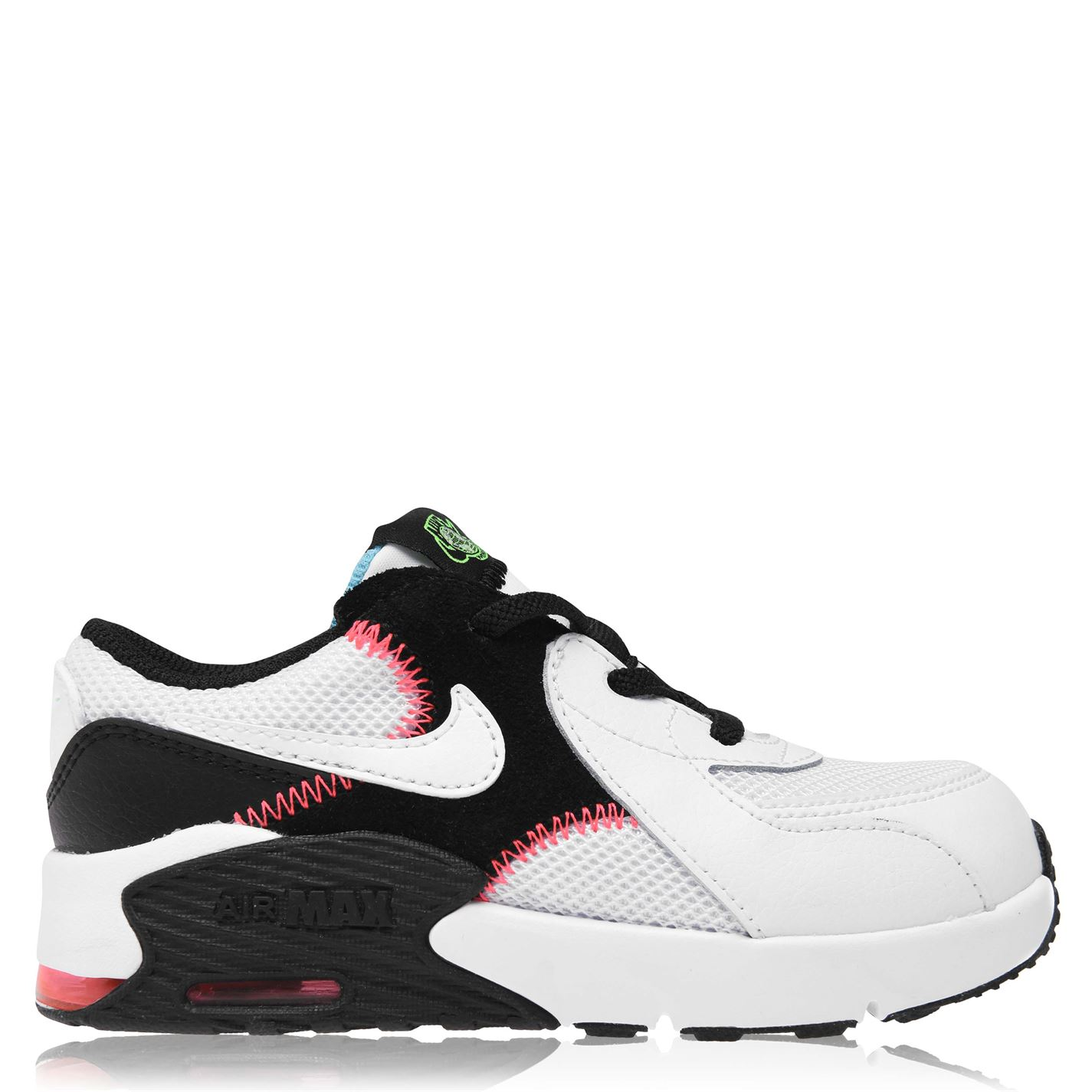 Nike Air Max Excee Trainers Infant Boys White/Wht/Blk
