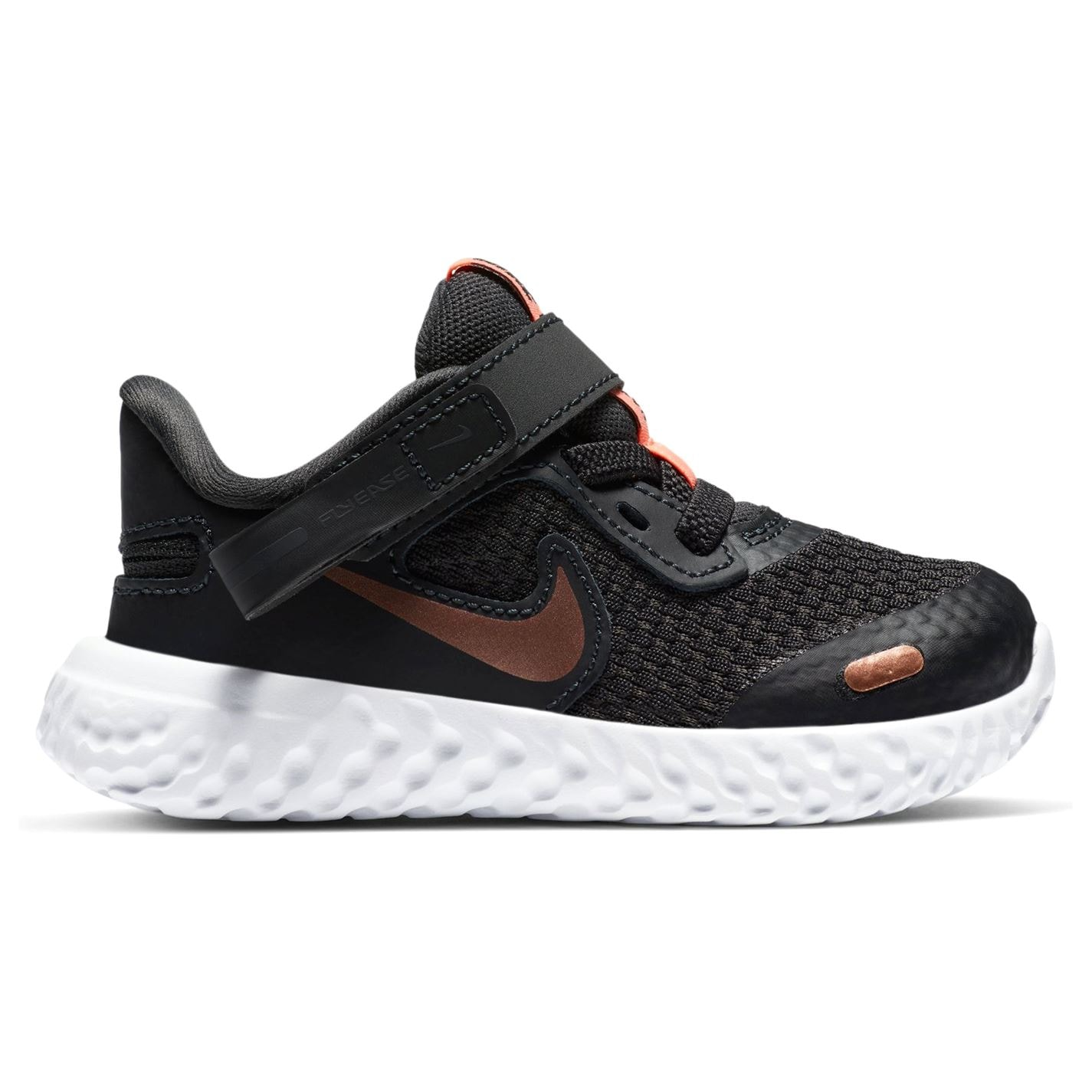 Nike Revolution 5 Trainers Infant Girls Black/Bronze