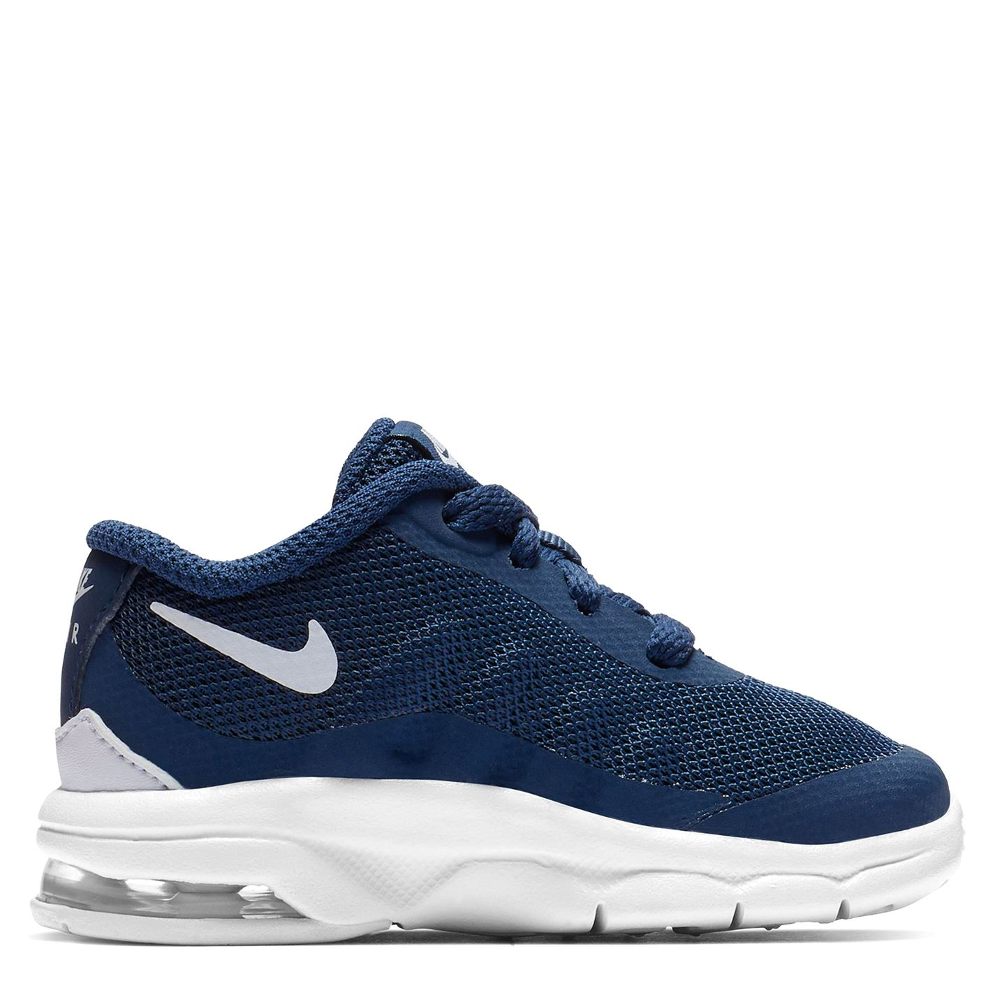 Nike Air Max Invigor Print (TD) Infant Boys Navy/White