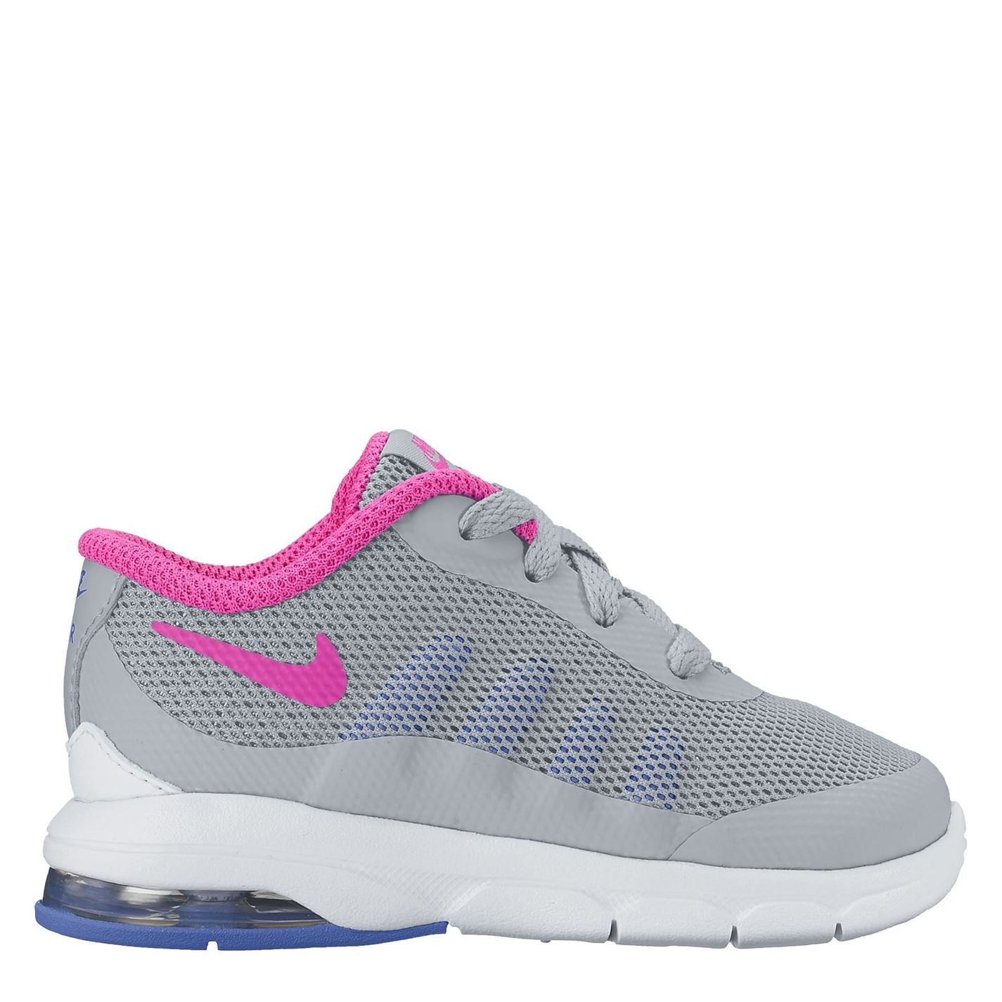 Nike Air Max Invigor Trianers Infant Girls Grey/Pink