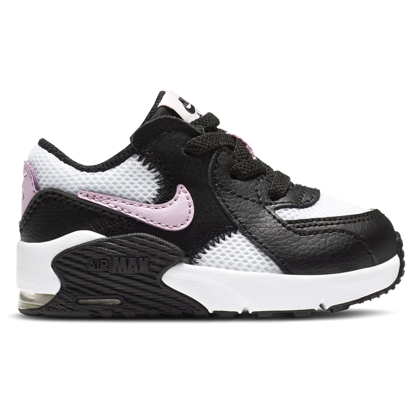 Nike Air Max Excee Baby/Toddler Shoe Black/Pink/Wht