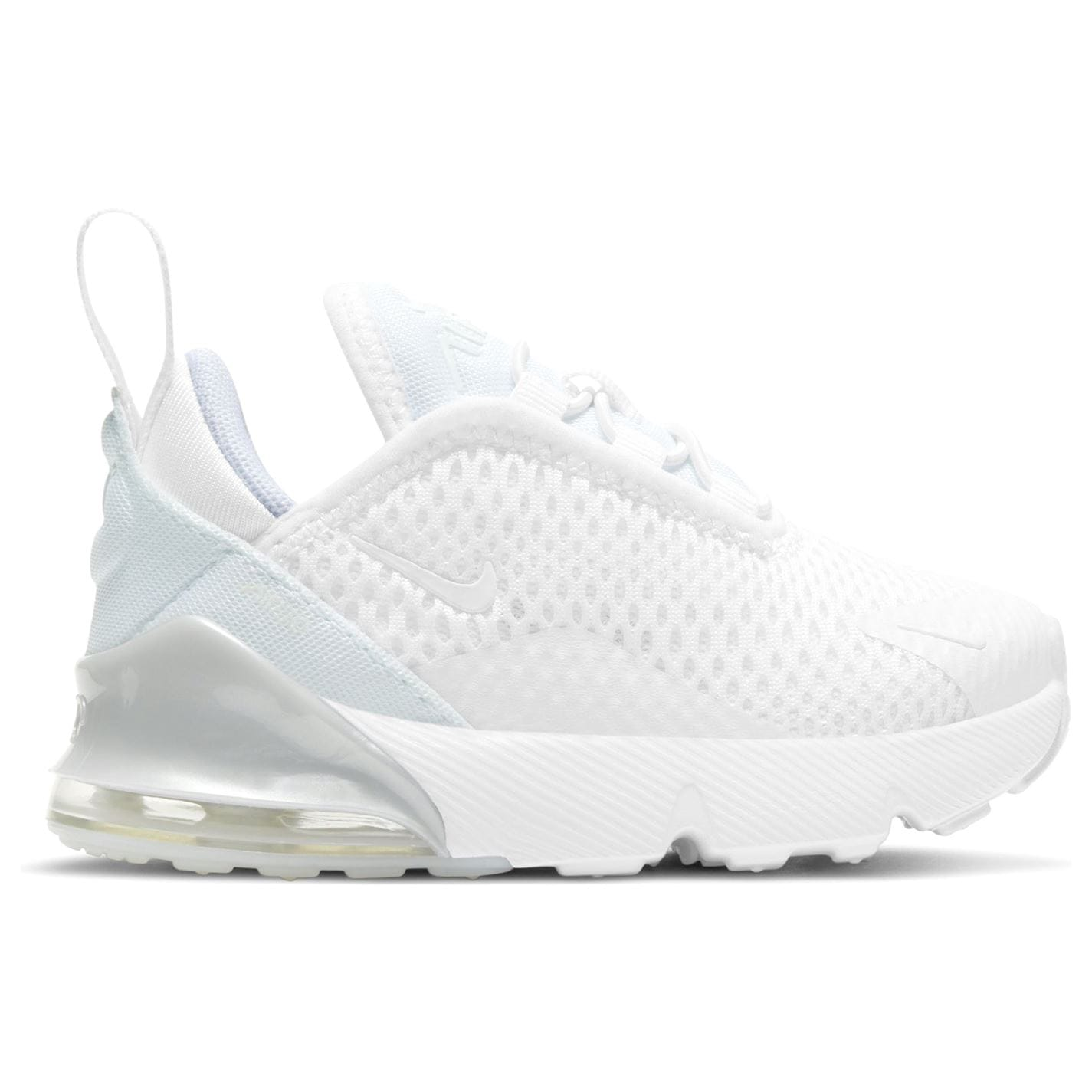 Nike Air Max 270 Trainer Infant Boys White/White