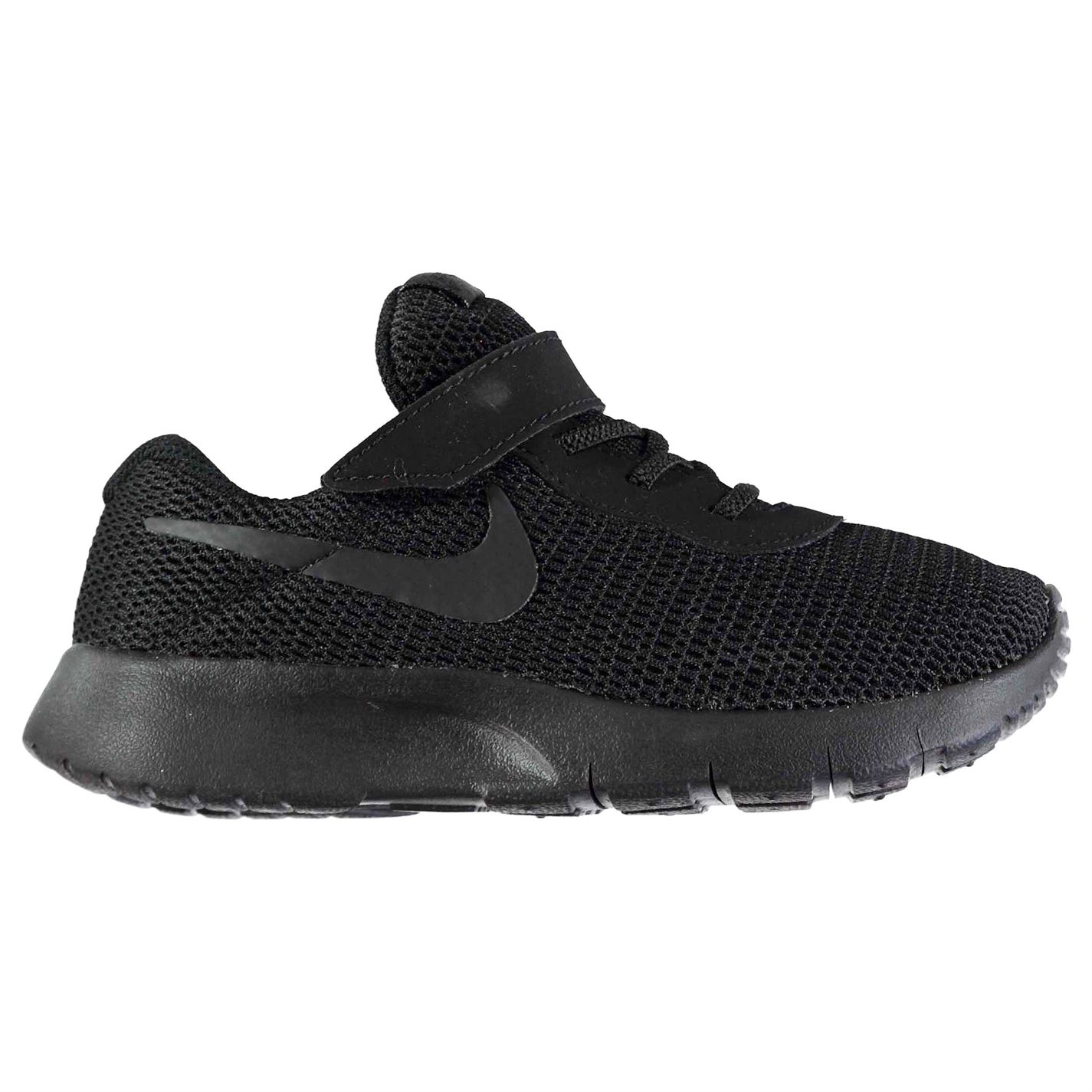 Nike Tanjun Infant Trainers BLACK/BLACK