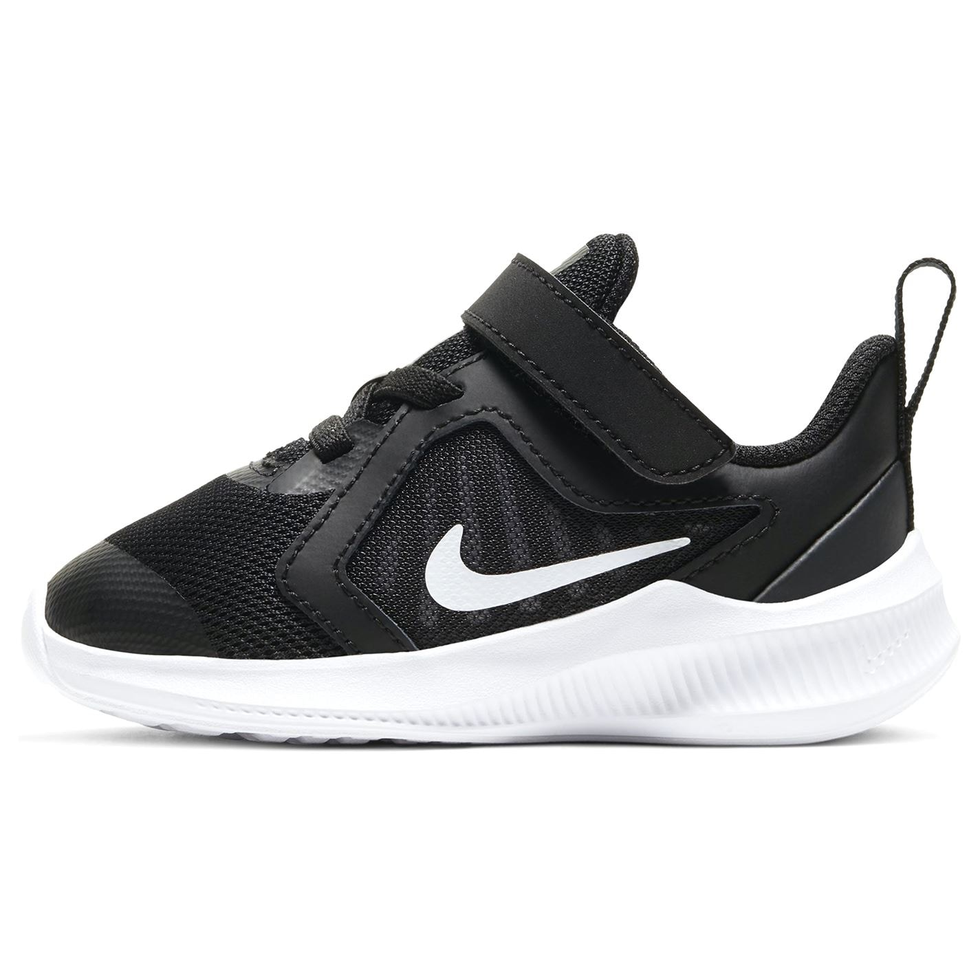 Nike Downshifter 10 Trainers Infant Boys BLACK/WHITE-ANTHRACITE