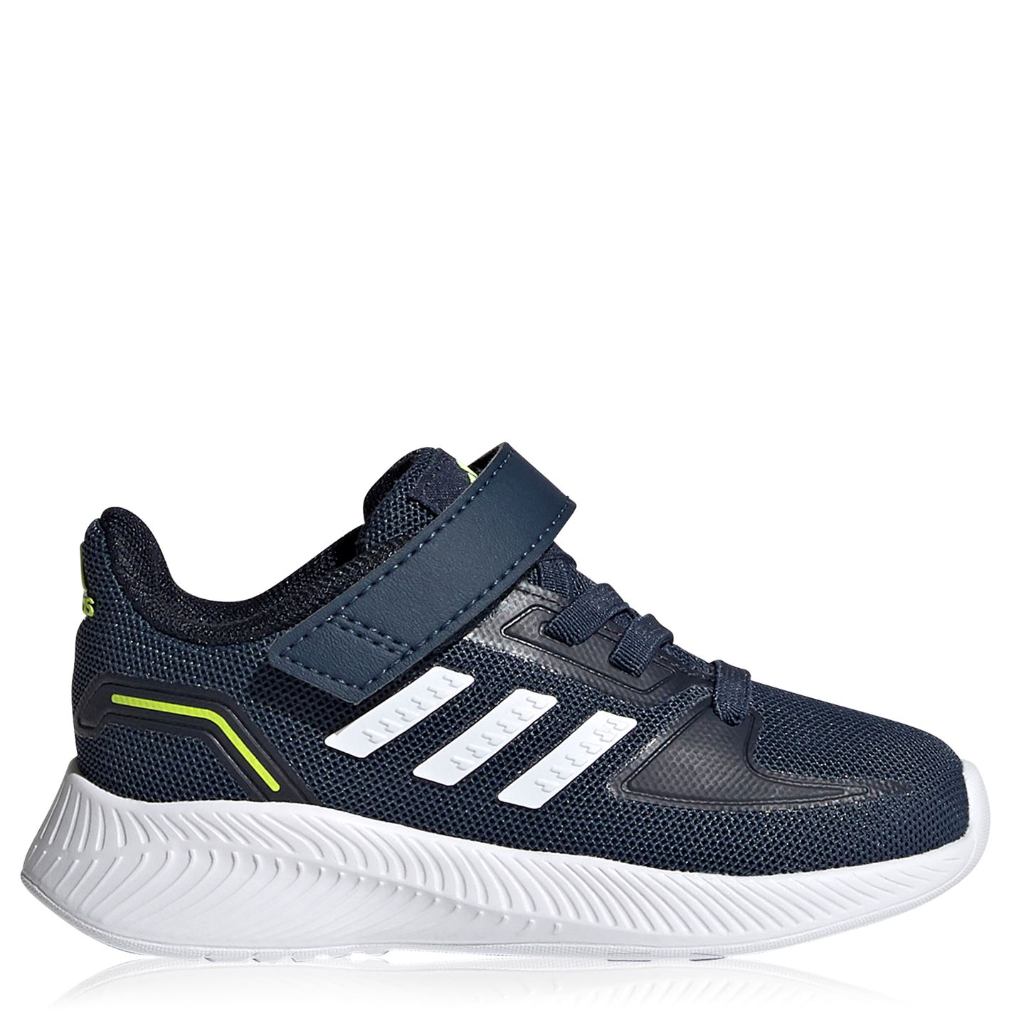 adidas Runfalcon 2 Running Shoes Infant Boys Navy/White