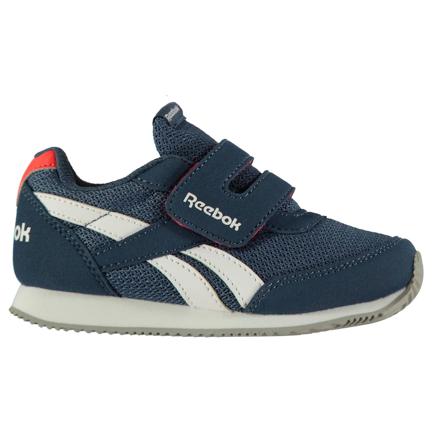 Reebok Classic Jogger RS Infant Boys Trainers Blue/White