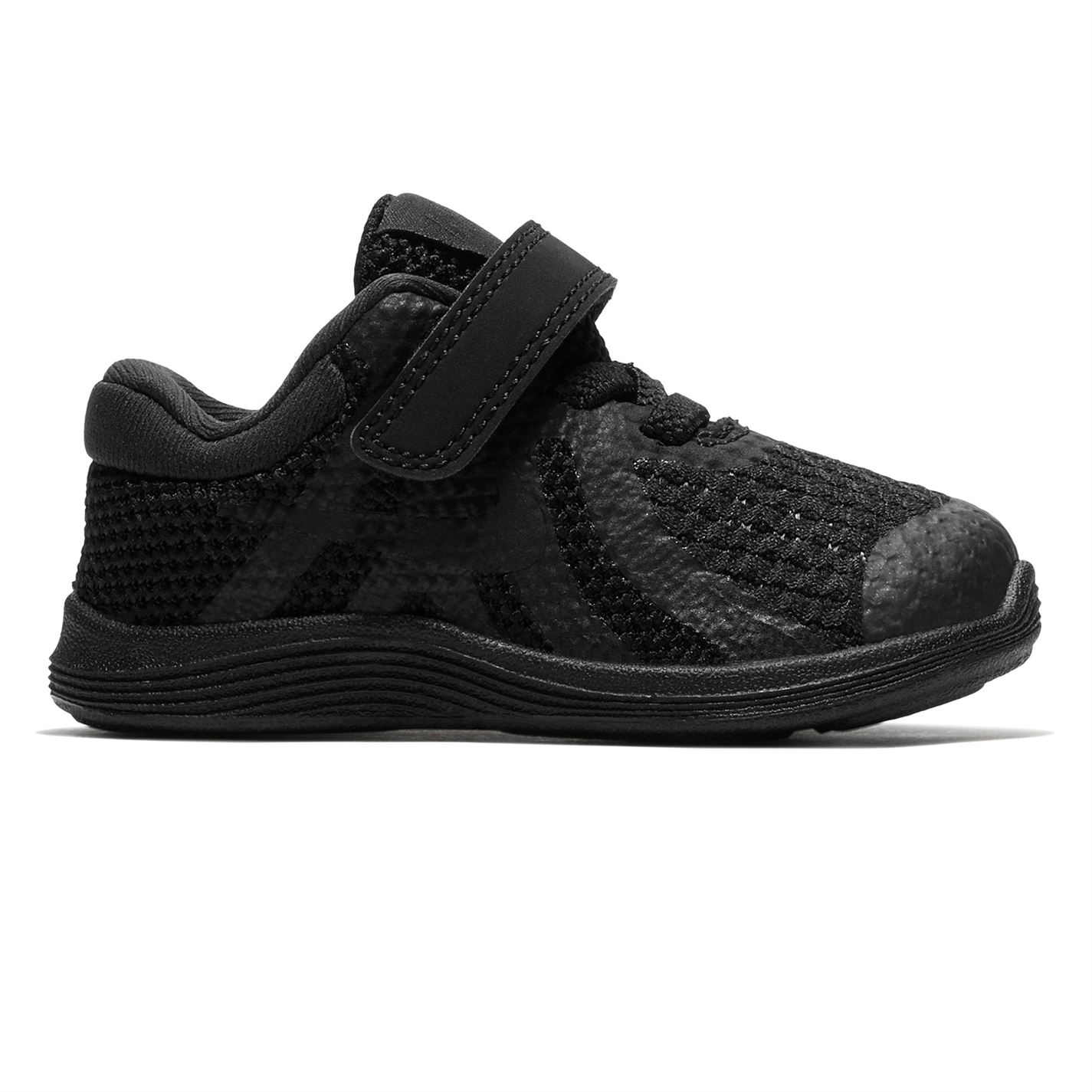 Nike Revolution 4 Infant Boys Trainers Black/Black