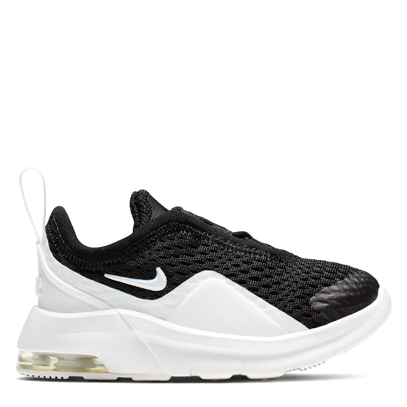Nike Air Max Motion 2 Infant/Toddler Shoe BLACK/WHITE