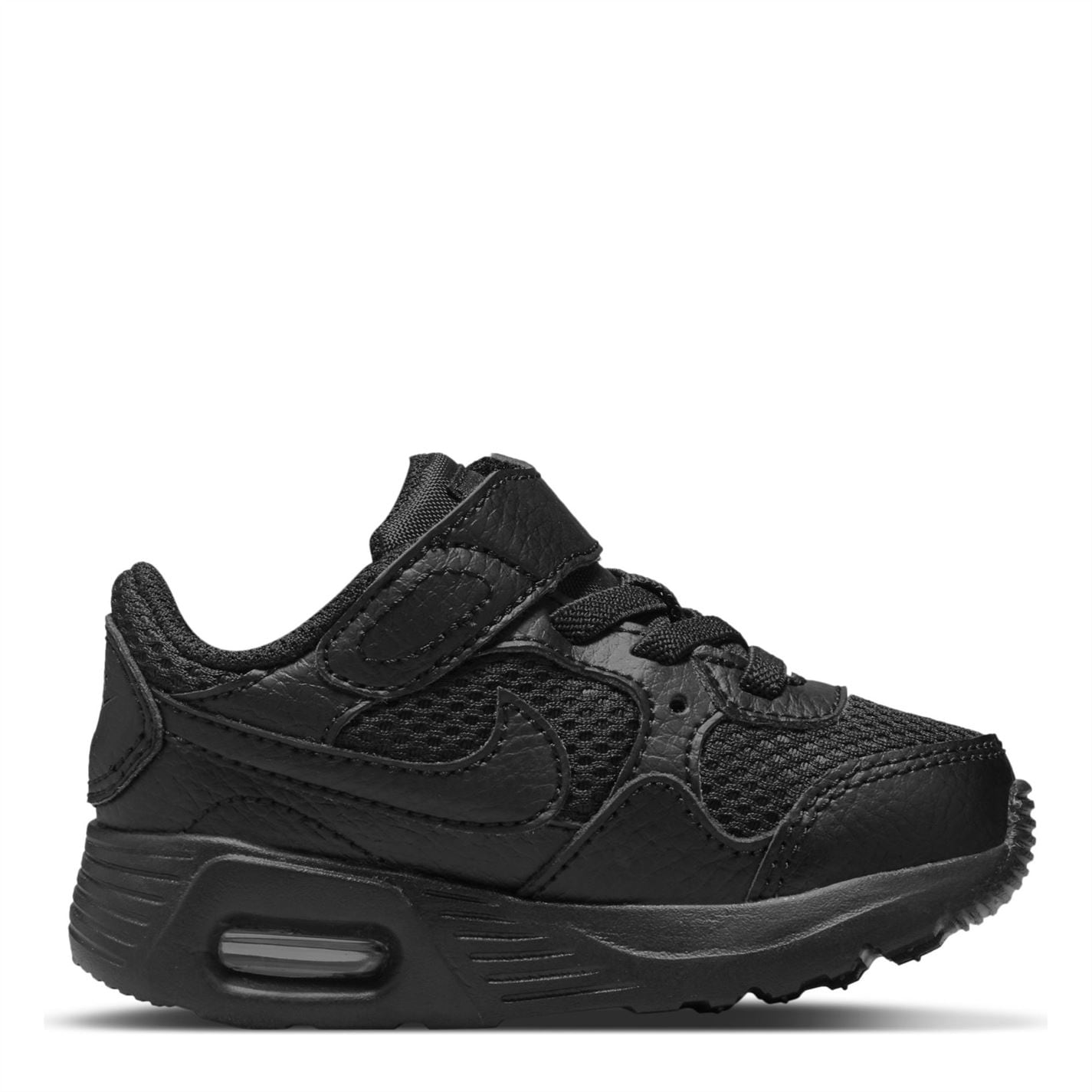Nike Air Max Baby/Toddler Shoe Triple Black
