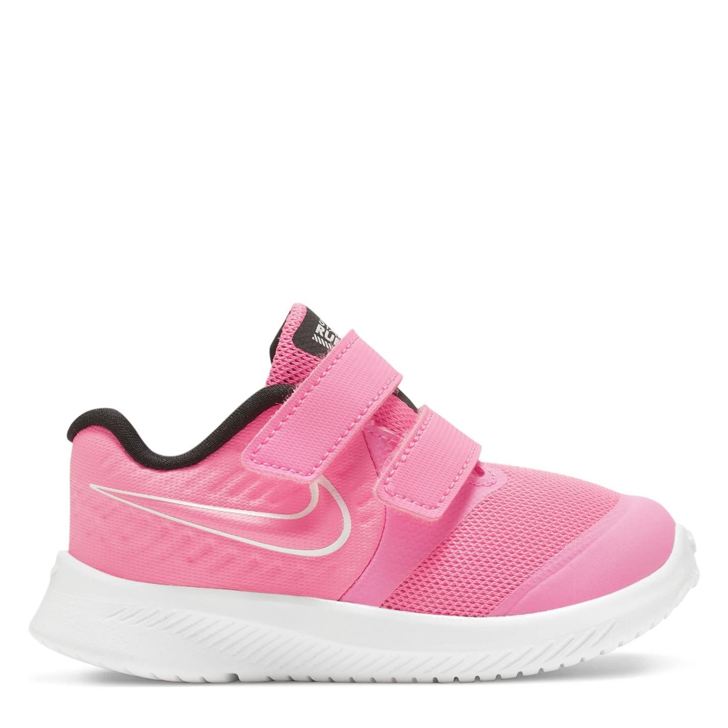 Nike Star Runner Infants Trainers Pink/Grey
