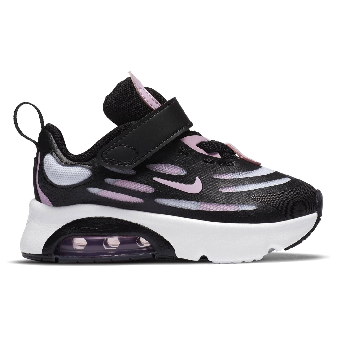 Nike Max Exosense Infant Girls White/Pink