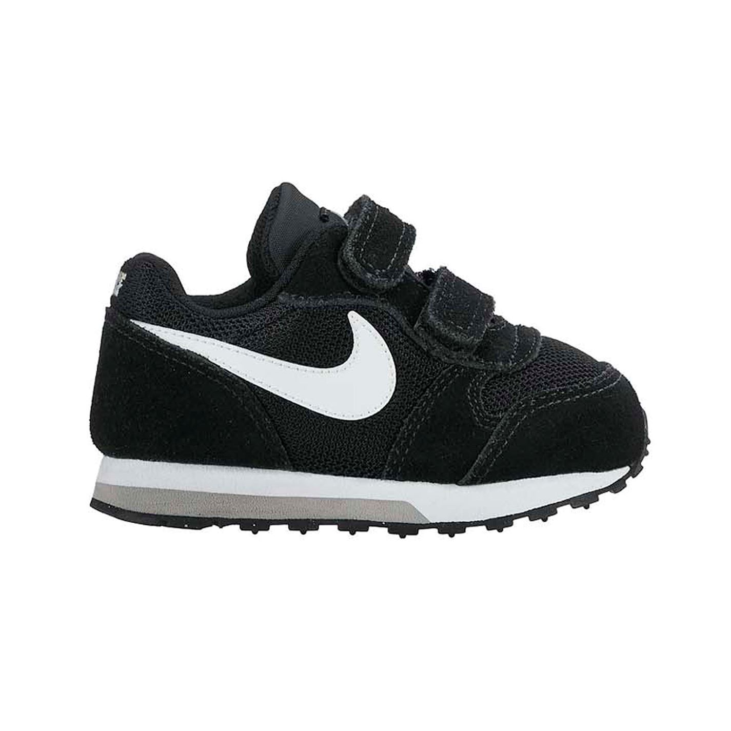 bc32a57b4f Detské topánky | Nike MD Runner 2 Trainers Infant Boys Black/White ...