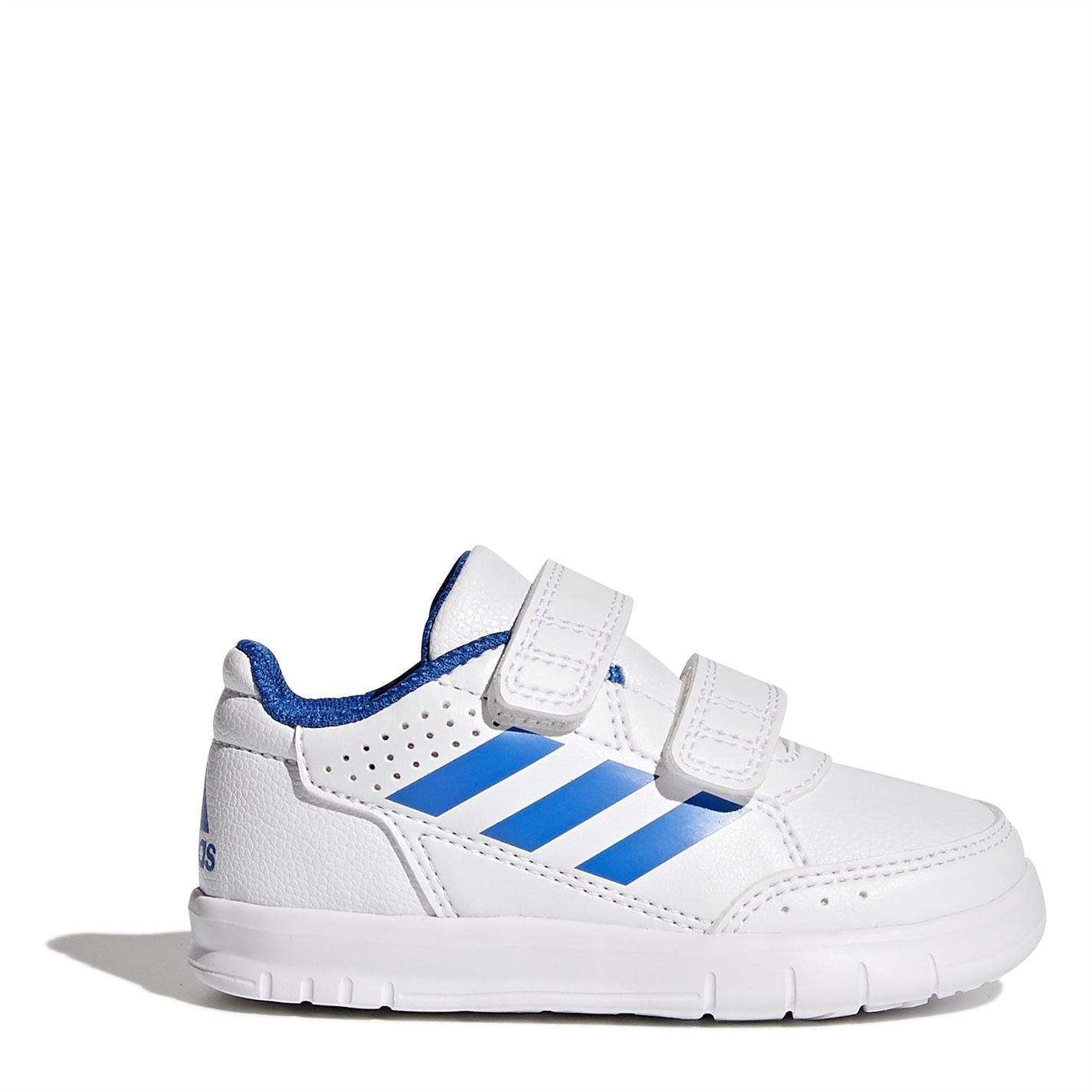adidas AltaSport CF Trainers Infants White/Blue