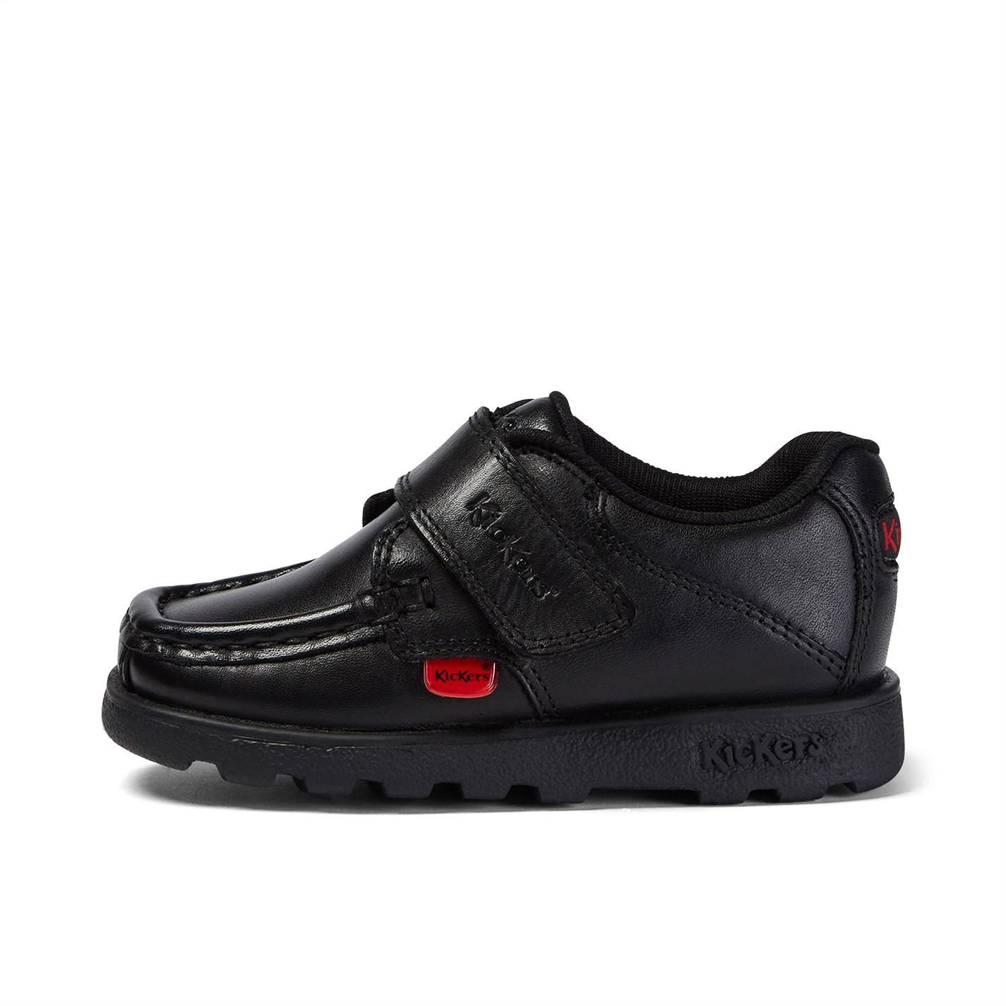 Nike Court Borough Mid 2 Infant Trainers Triple Black