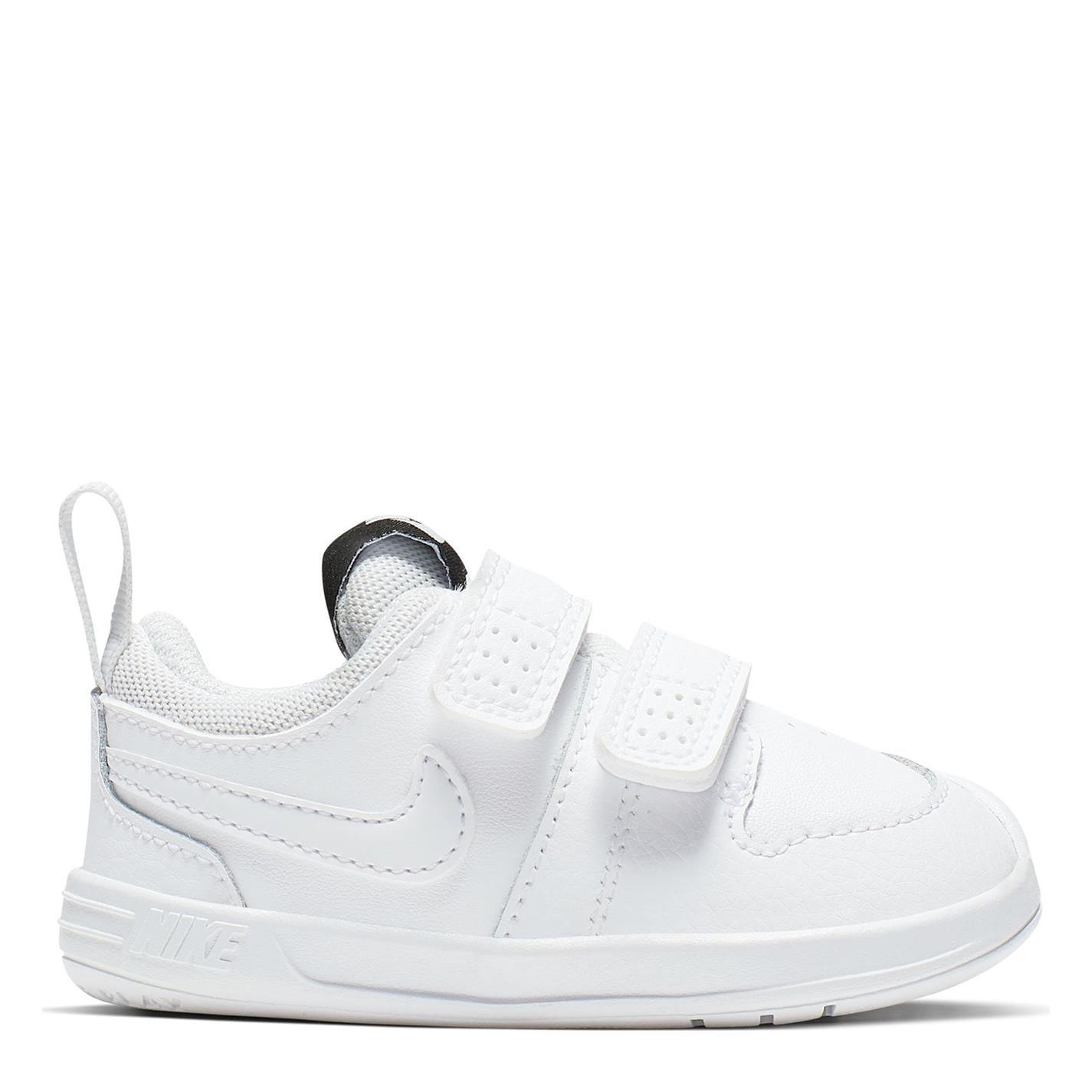 Nike Pico 5 Infant/Toddler Shoe White/White
