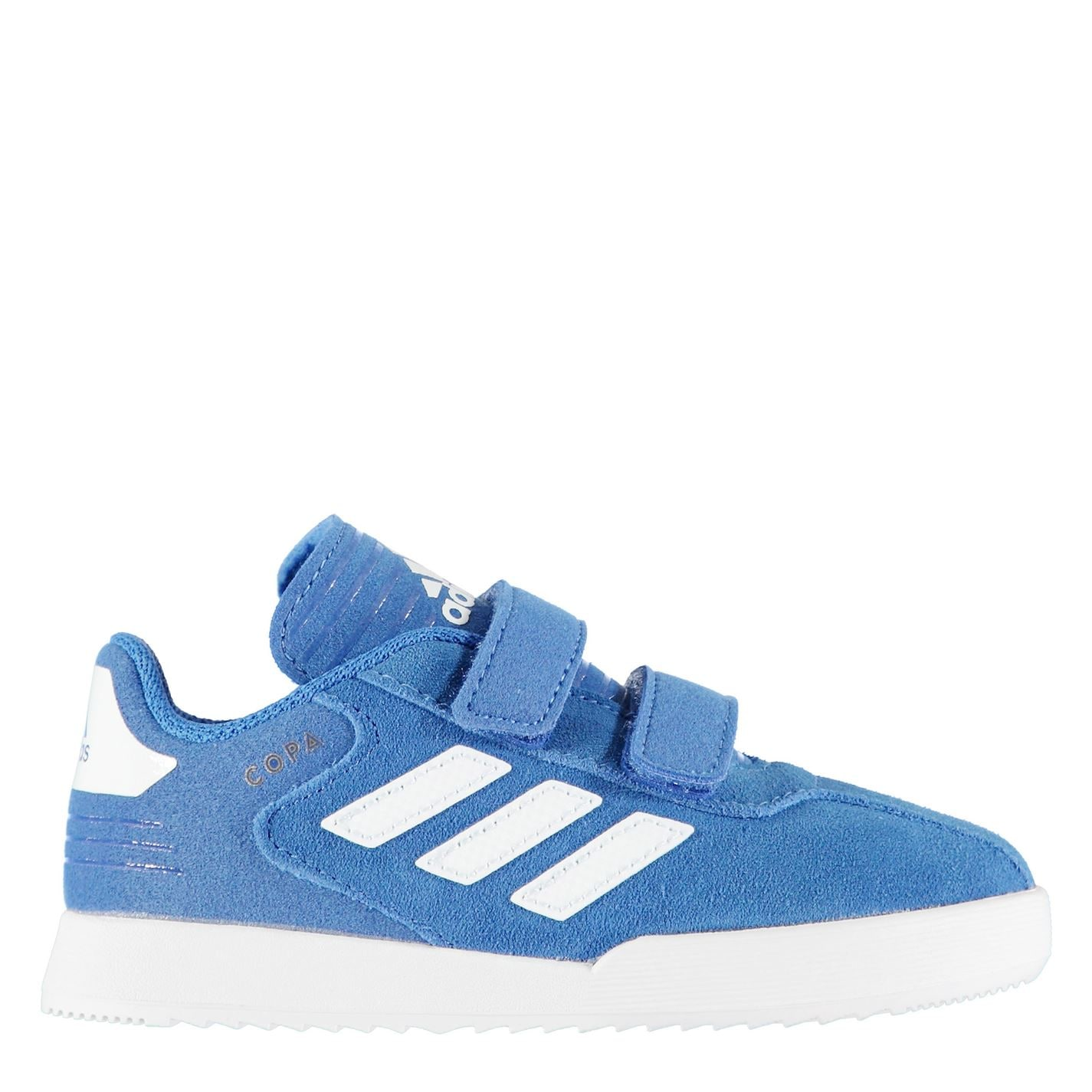 adidas Copa Super Infant Street Trainers Blue/White