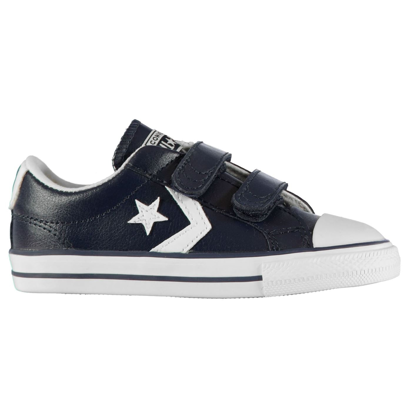Converse Chuck Taylor All Star Ox Trainers Navy/White