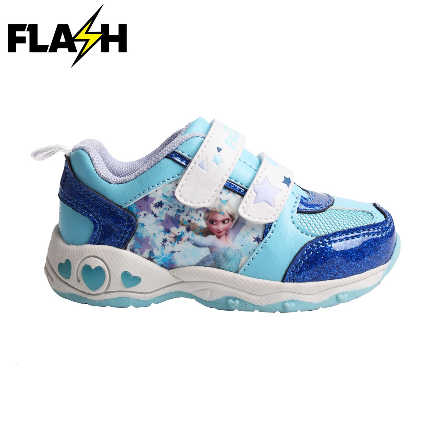 Character Light Up Infants Trainers Disney Frozen