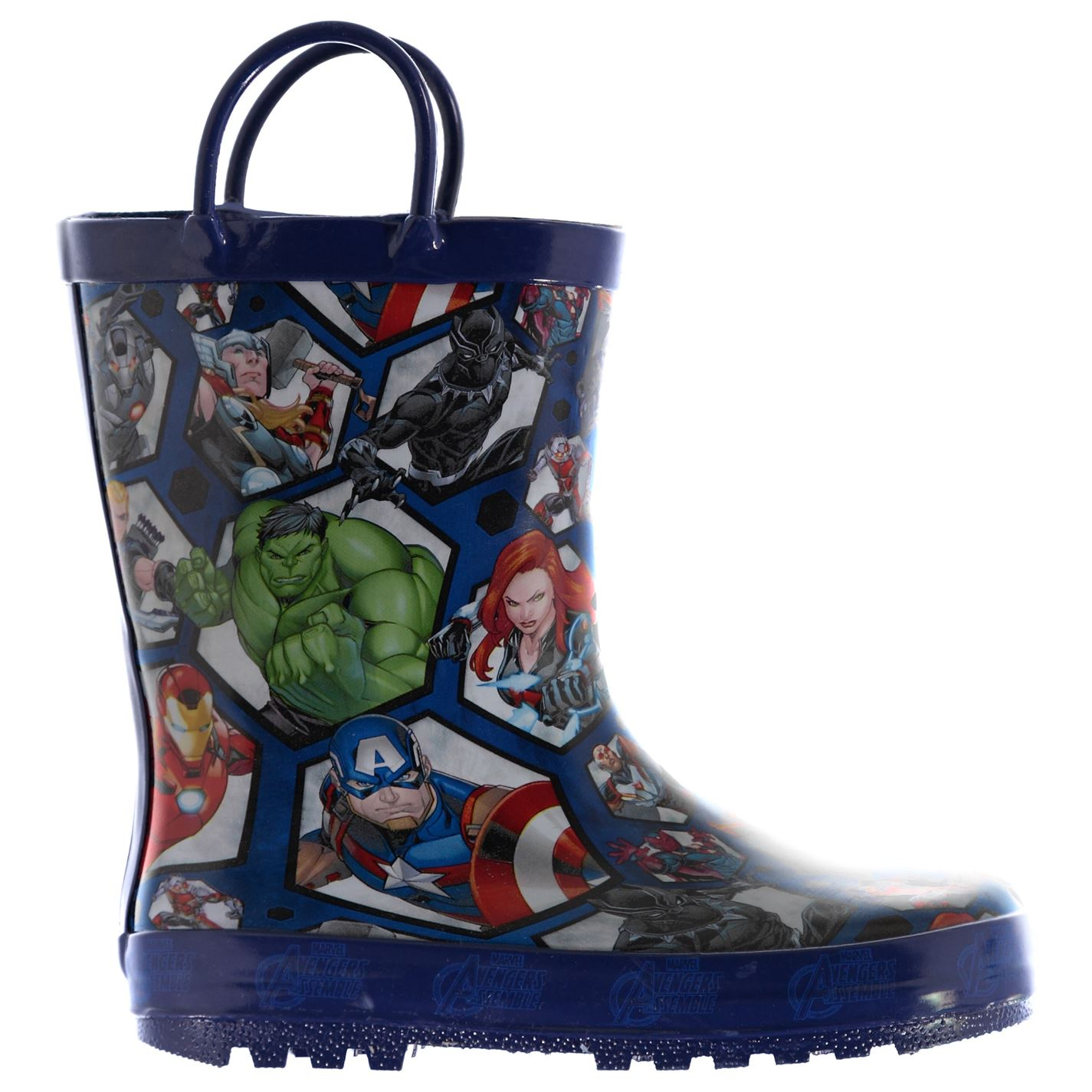 Character Infants Wellies Avengers