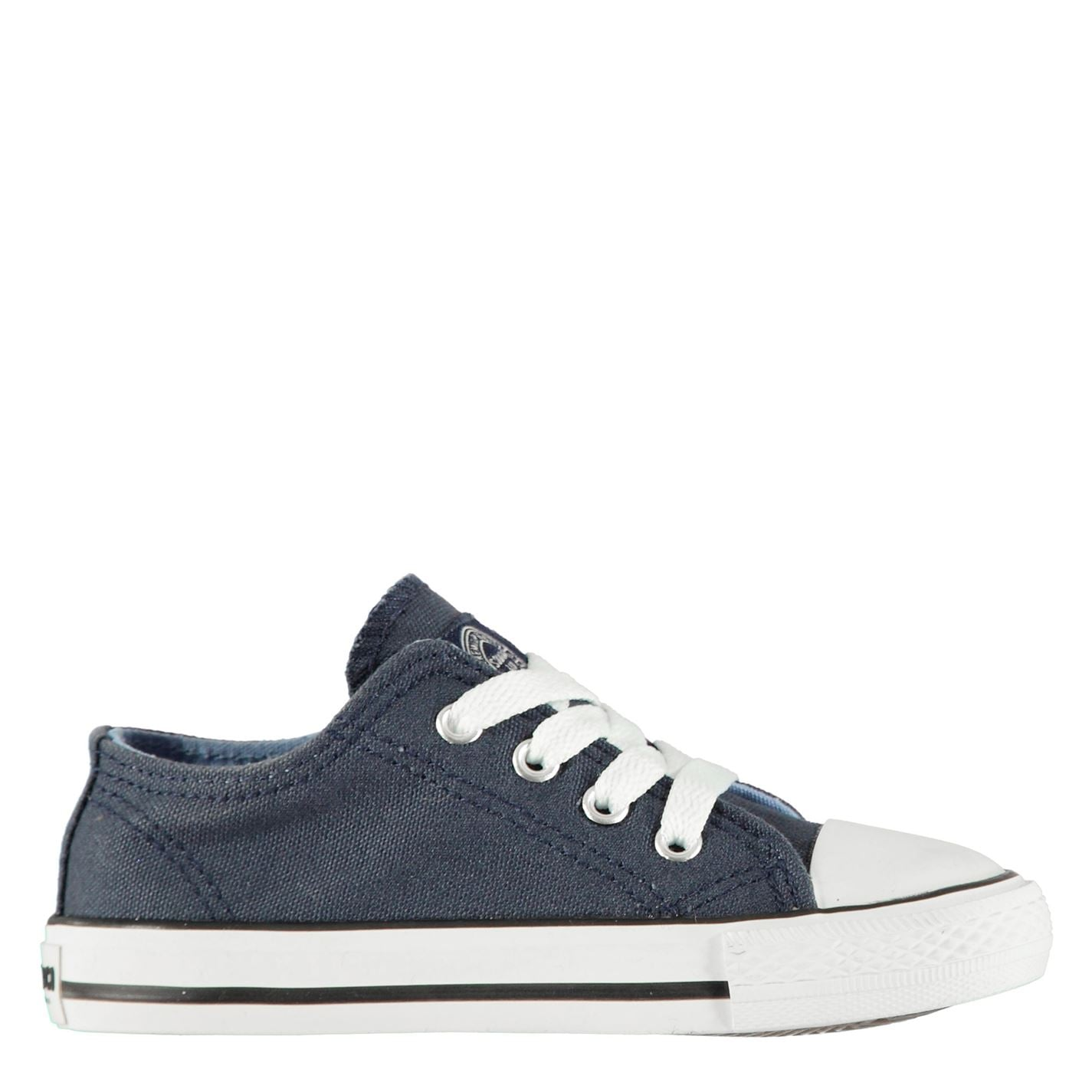 SoulCal Low Infants Canvas Shoes Navy