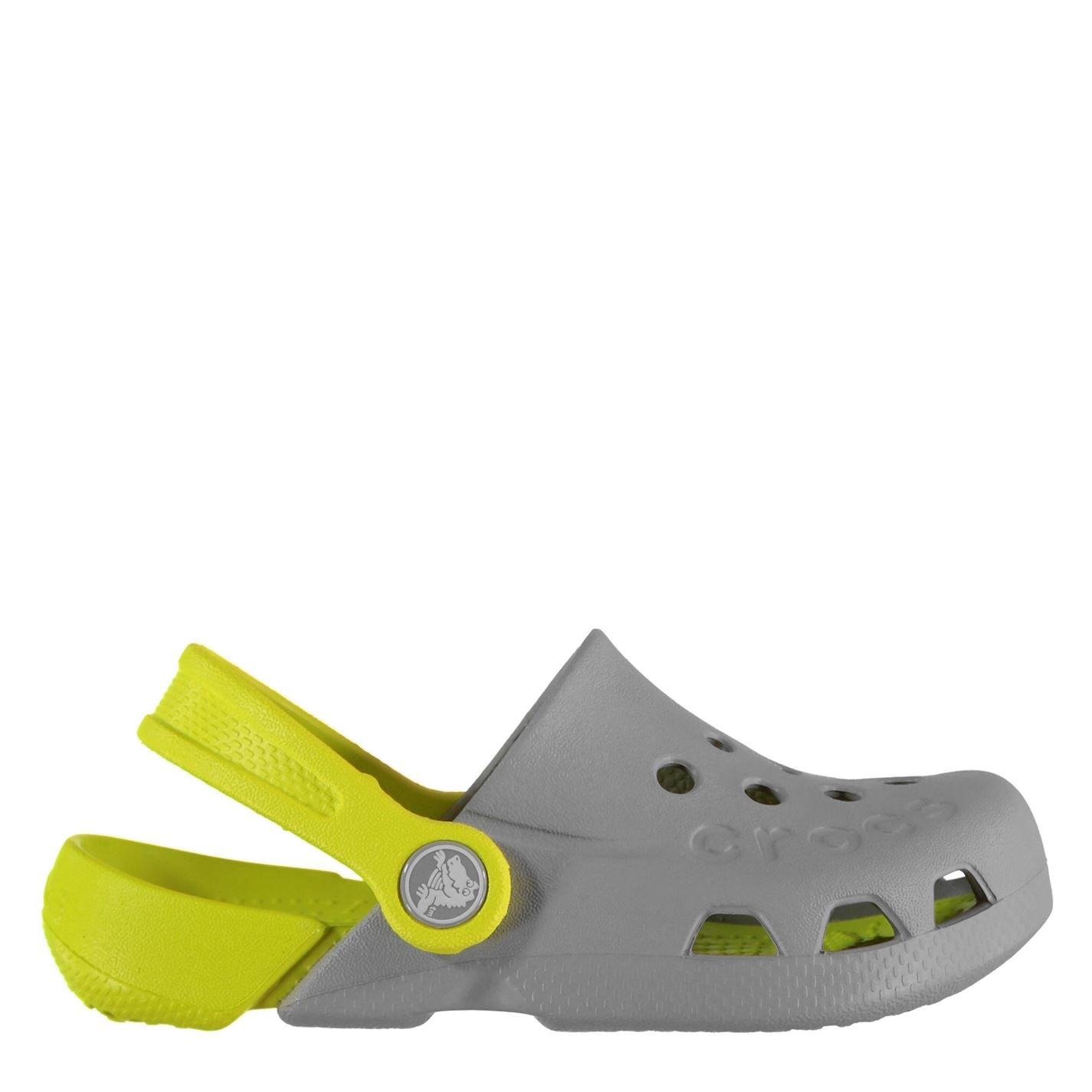 Crocs Electro Clogs Unisex Infant Light Green
