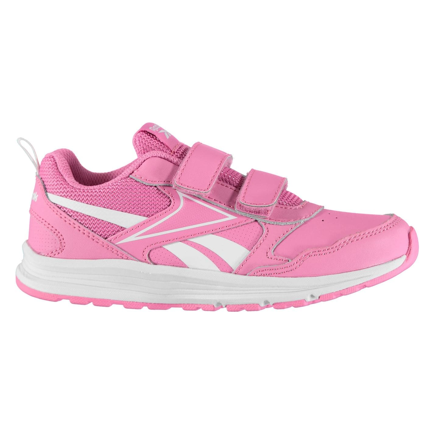 Reebok Almotio 5.0 Child Girls Trainers Pink/White
