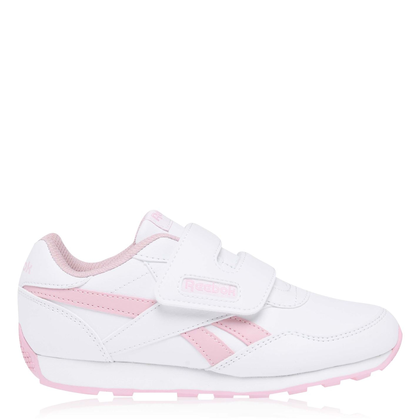 Reebok Rewind Girls Trainers White/Pink
