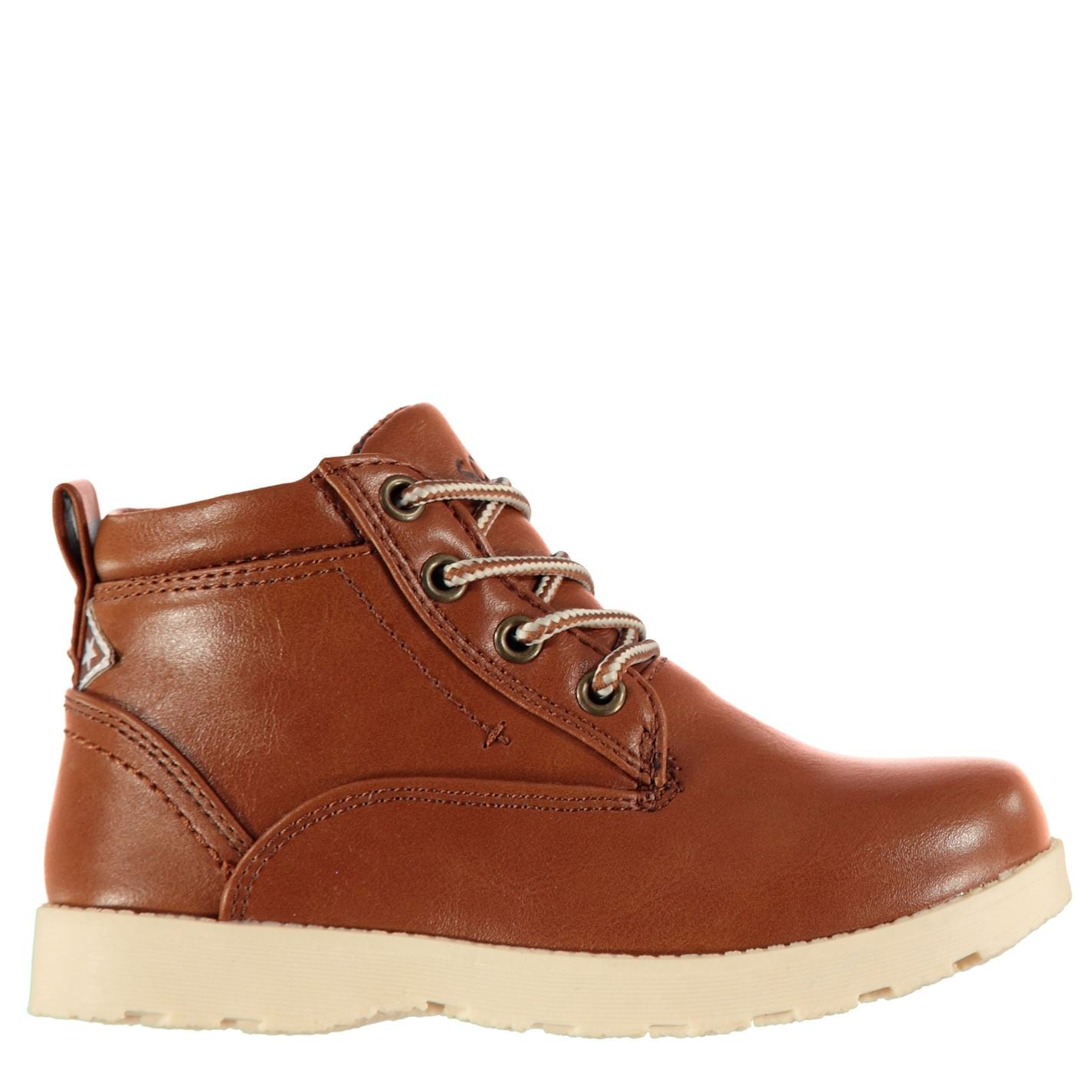 Soviet Remix Child Boys Boots Tan