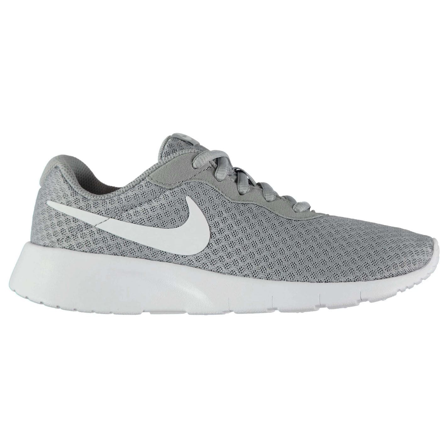 Nike Tanjun Little Kids Shoe WOLF GREY/WHITE-WHITE