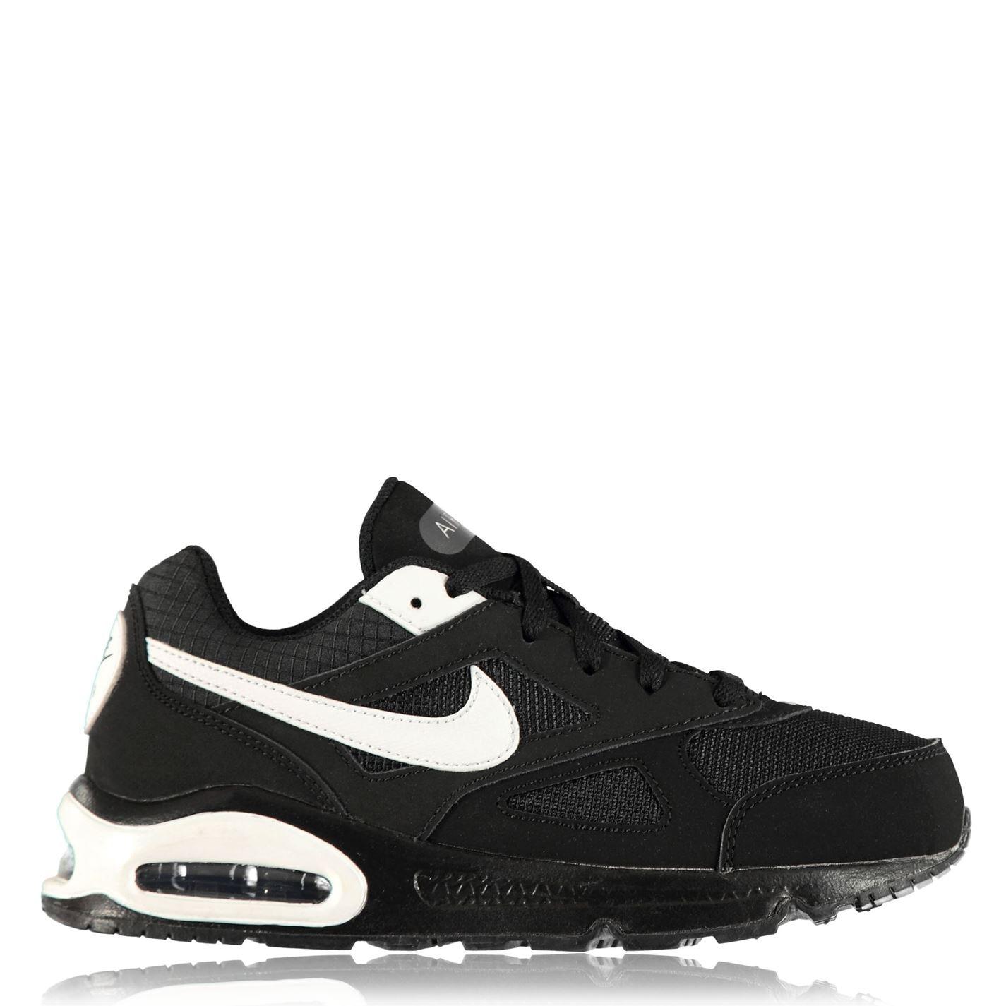 Nike Air Max Ivo Child Boys Trainers Black/White