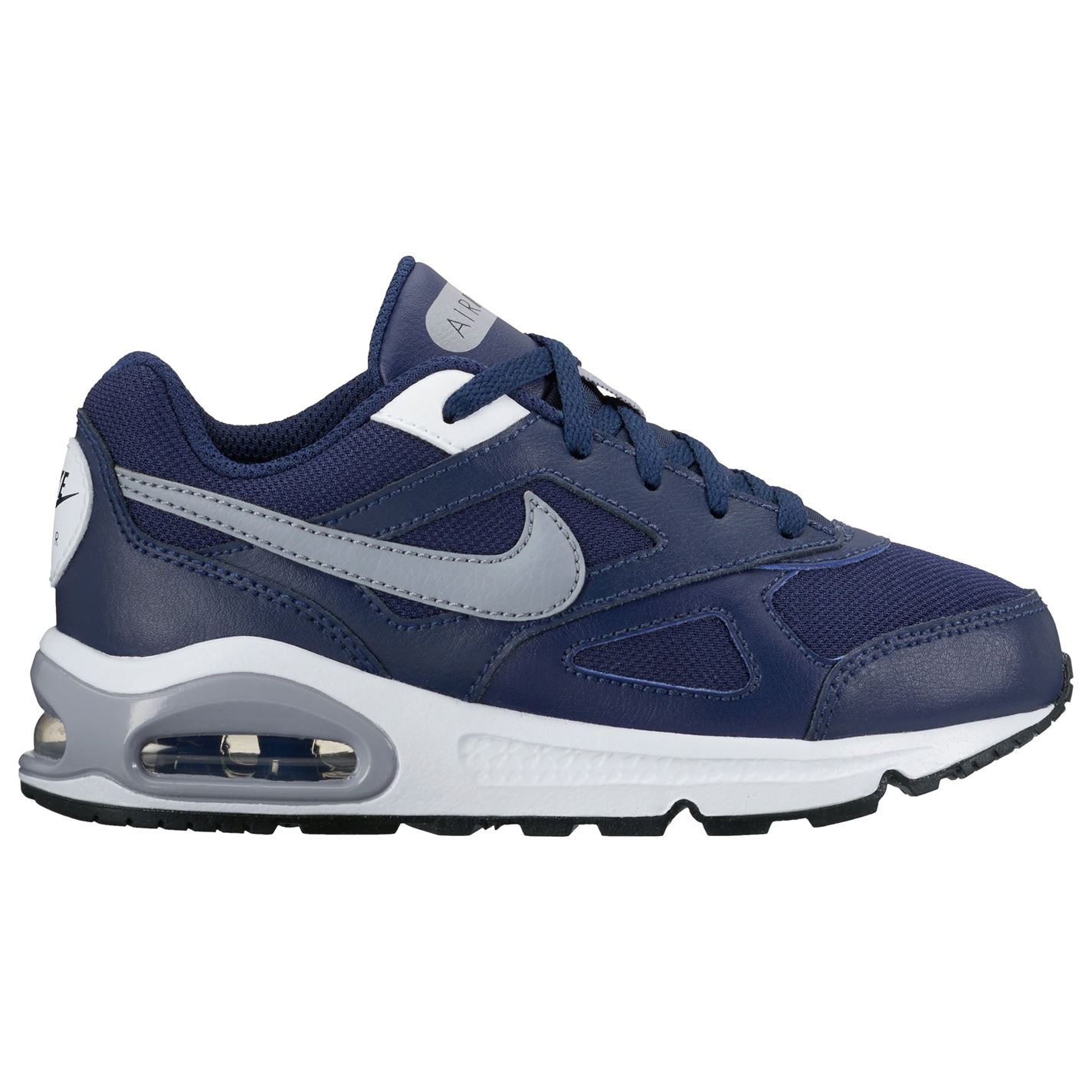 Nike Air Max Ivo Child Boys Trainers Navy/Grey