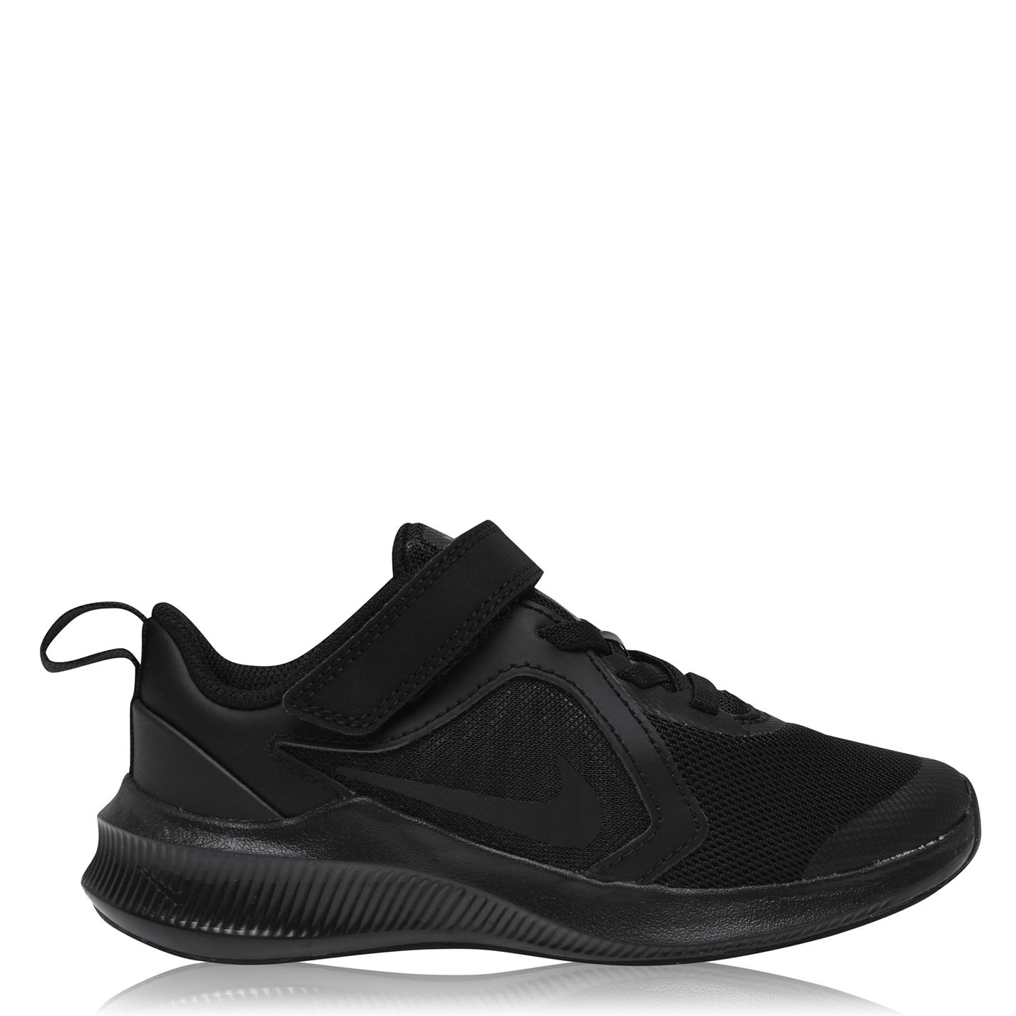 Nike Downshifter 10 Trainers Child Boys BLACK/BLACK-ANTHRACITE