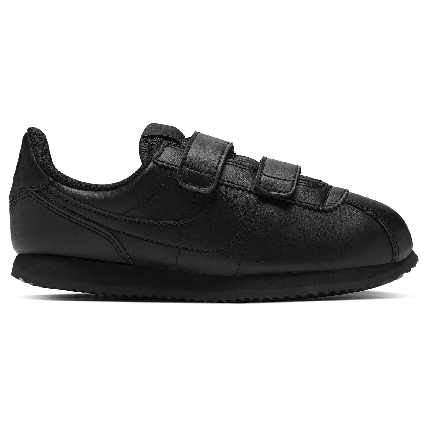 Nike Nike Cortez Basic SL (PS) Pre-School Shoe Triple Black