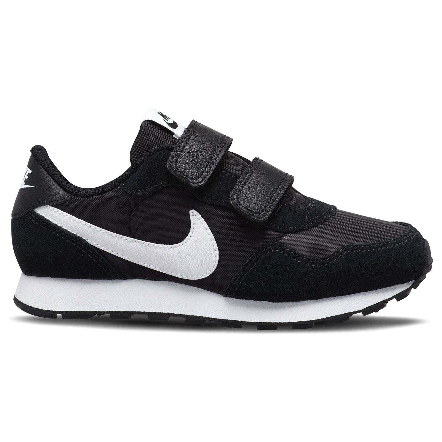 Nike MD Valiant Little Kids Shoe BLACK/WHITE