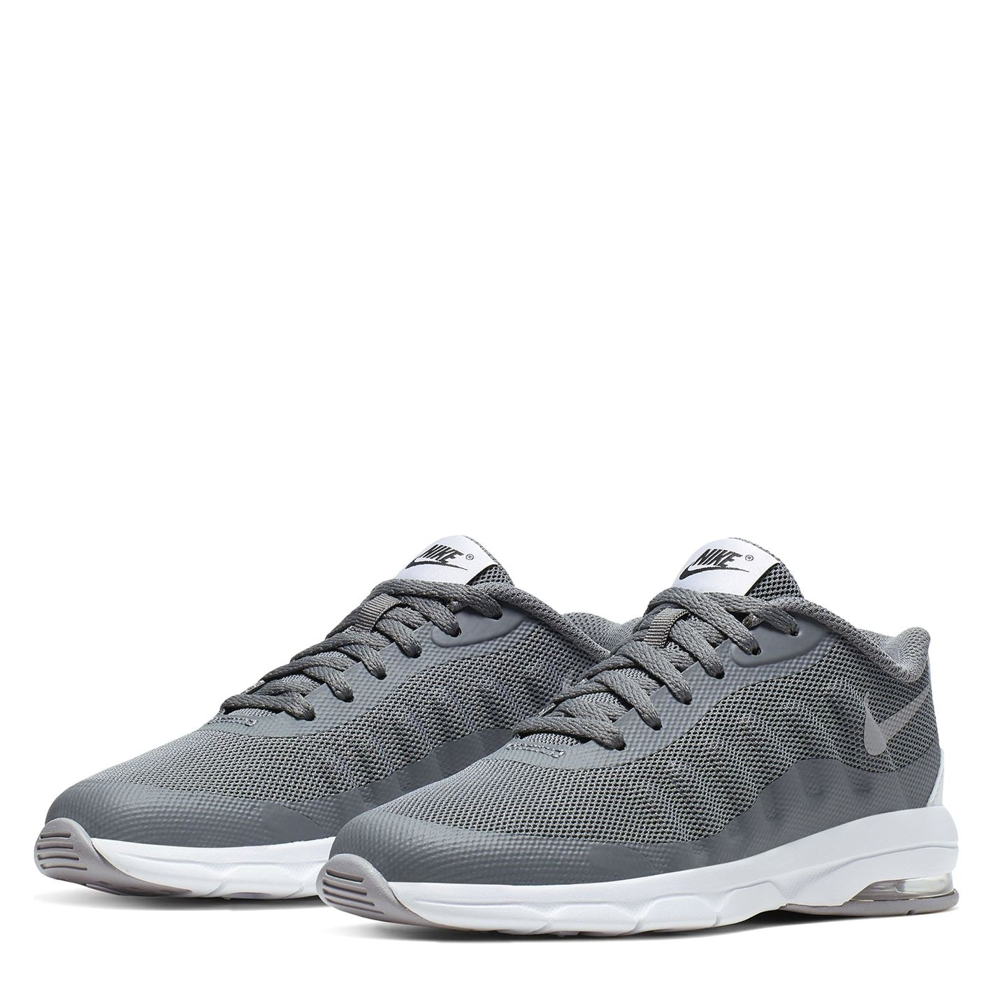 Nike Air Max Invigor Little Kids Shoe COOL GREY/WOLF GREY-ANTHRACITE