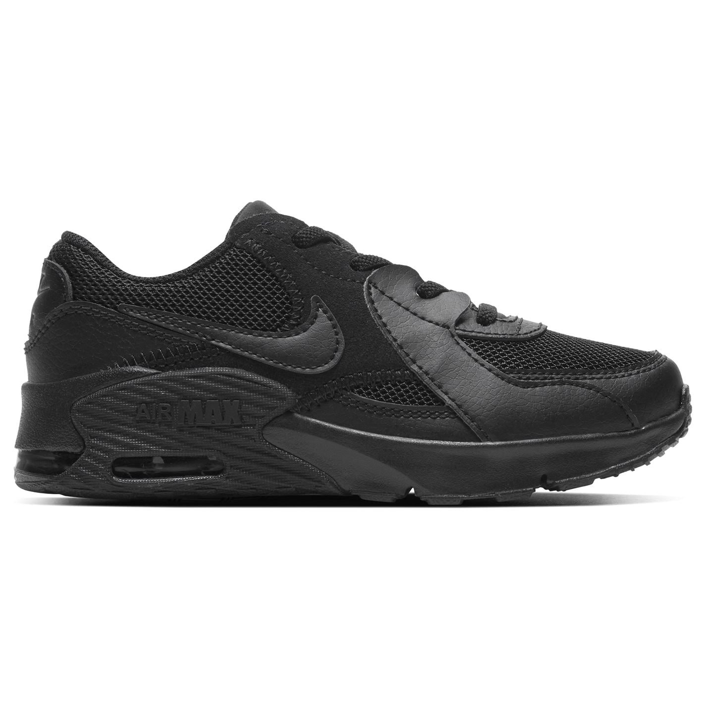 Nike Air Max Excee Trainers Boys BLACK/BLACK-BLACK