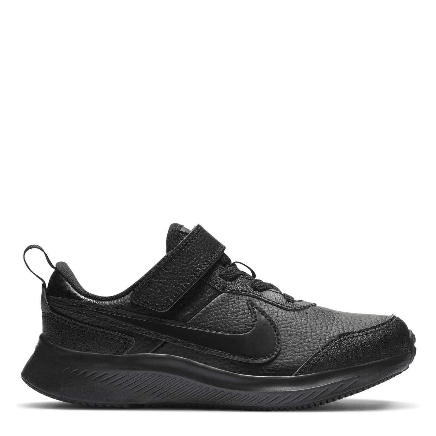 Nike Varsity Little Kids Shoe BLACK/BLACK-BLACK