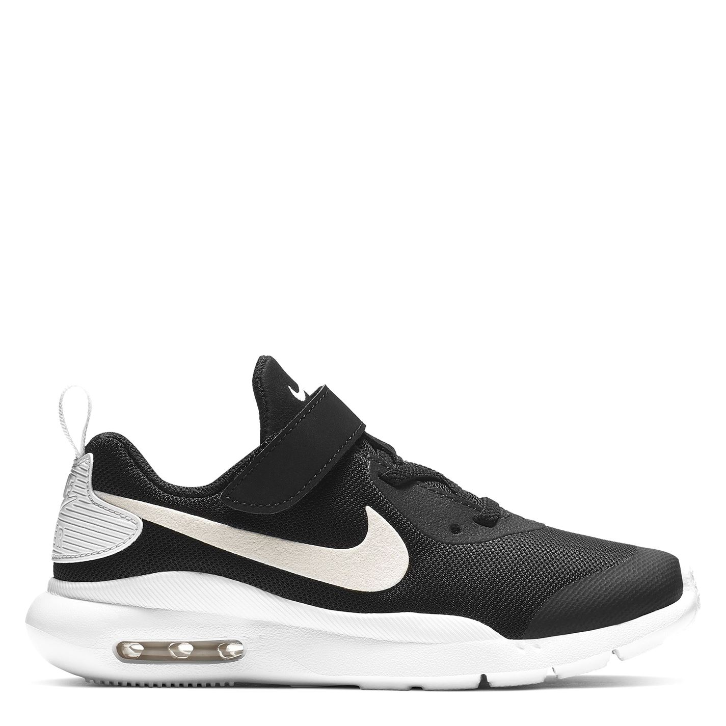 Nike Air Max Oketo Little Kids Shoe BLACK/WHITE