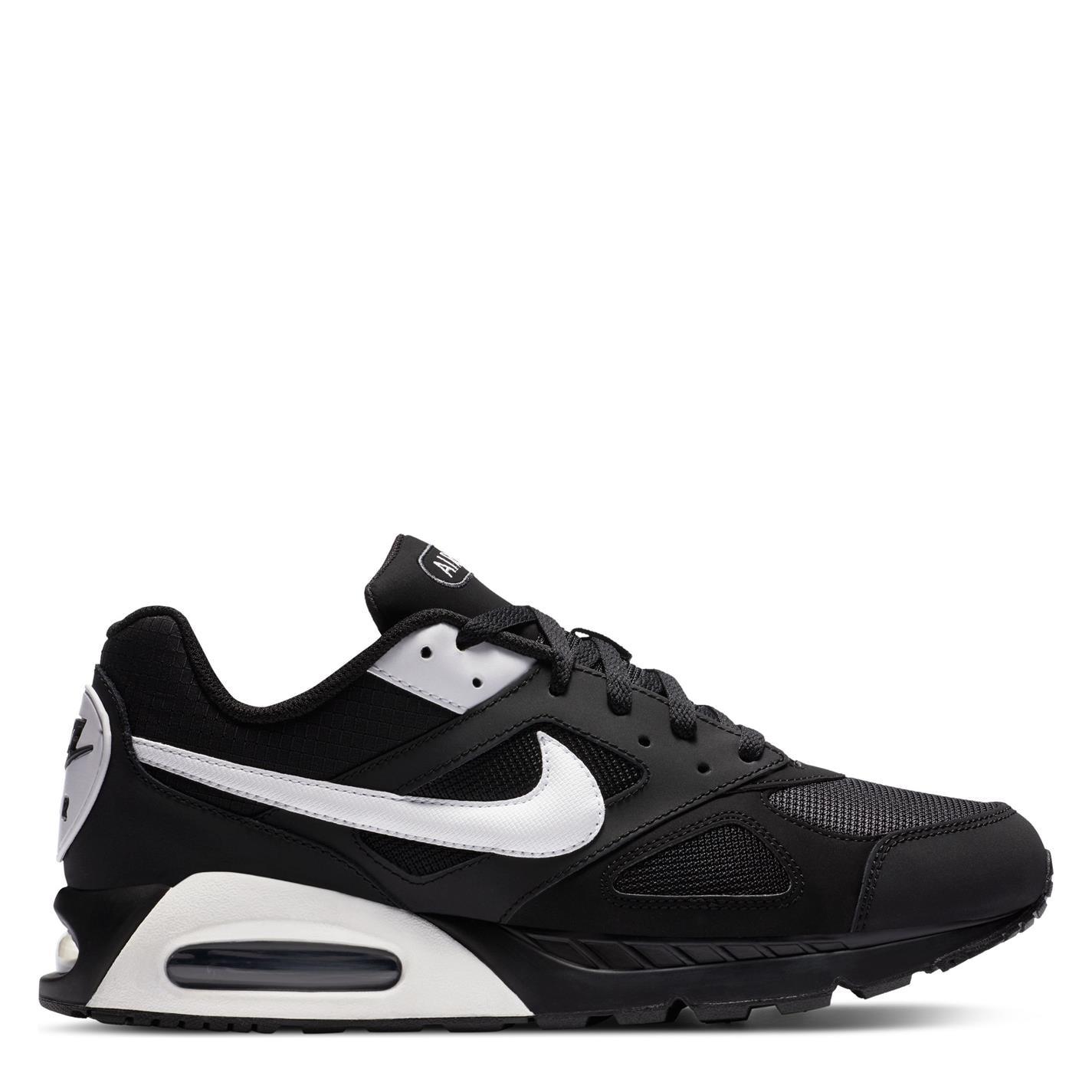 e2e7b271379 Nike Air Max Ivo Mens Black White