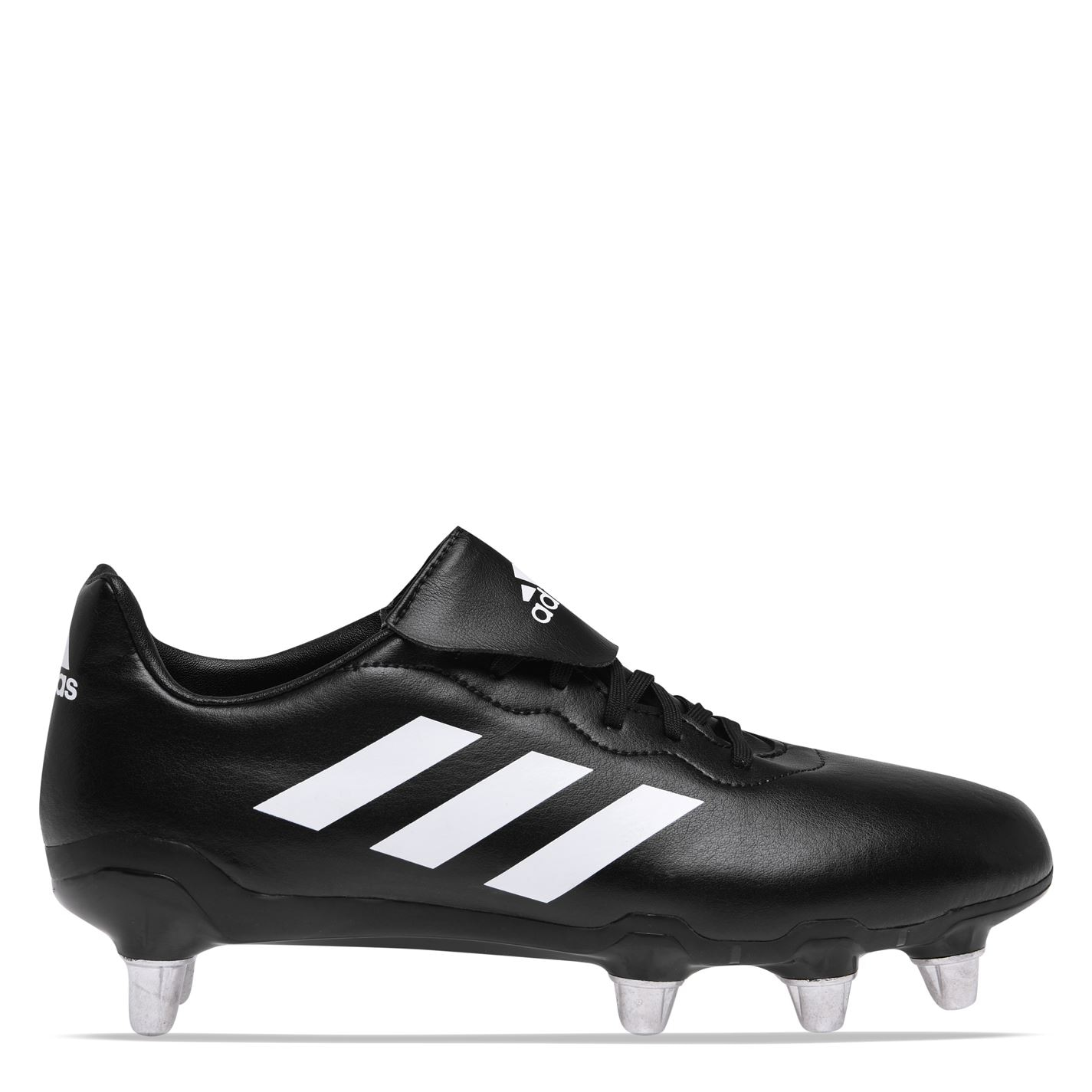 adidas Adidas Rumble Rugby Boots Soft Ground Black/White